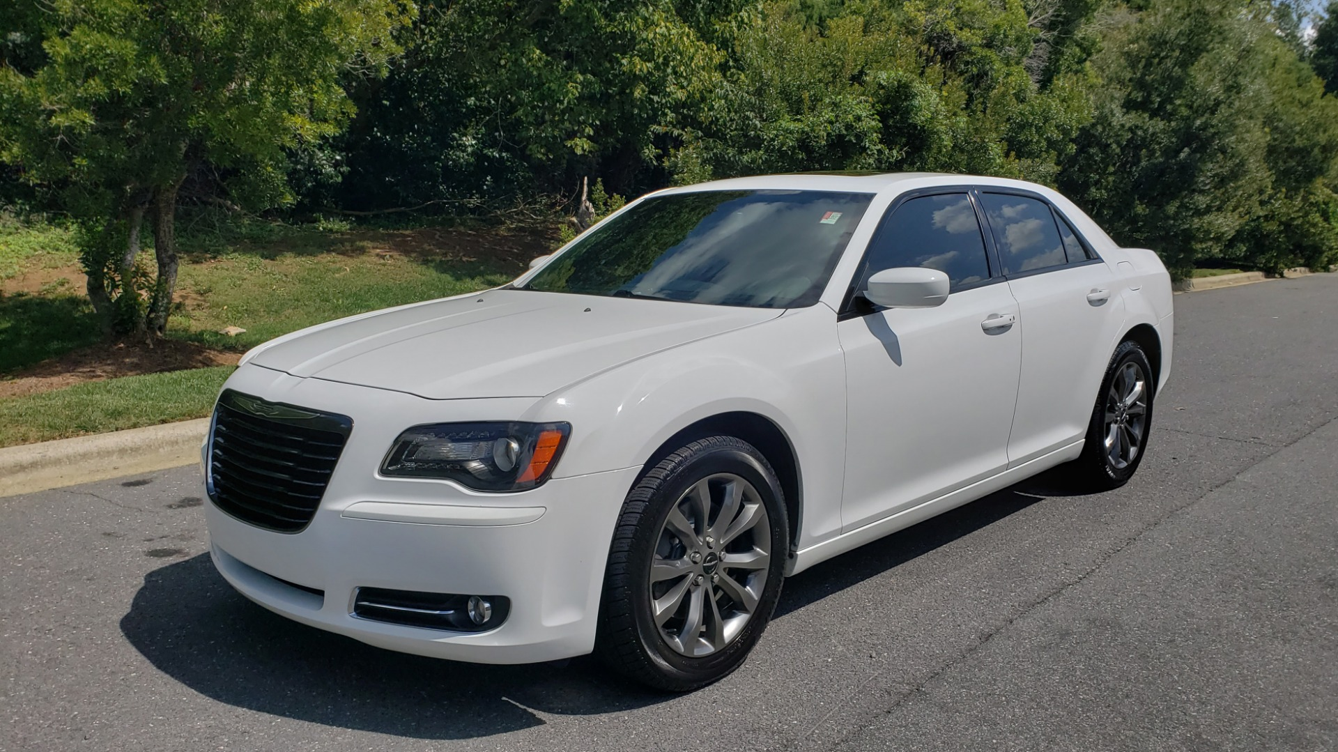 Used 2014 Chrysler 300 S / AWD / NAV / PANO-ROOF / HTD STS / BEATS SOUND / REARVIEW for sale Sold at Formula Imports in Charlotte NC 28227 1