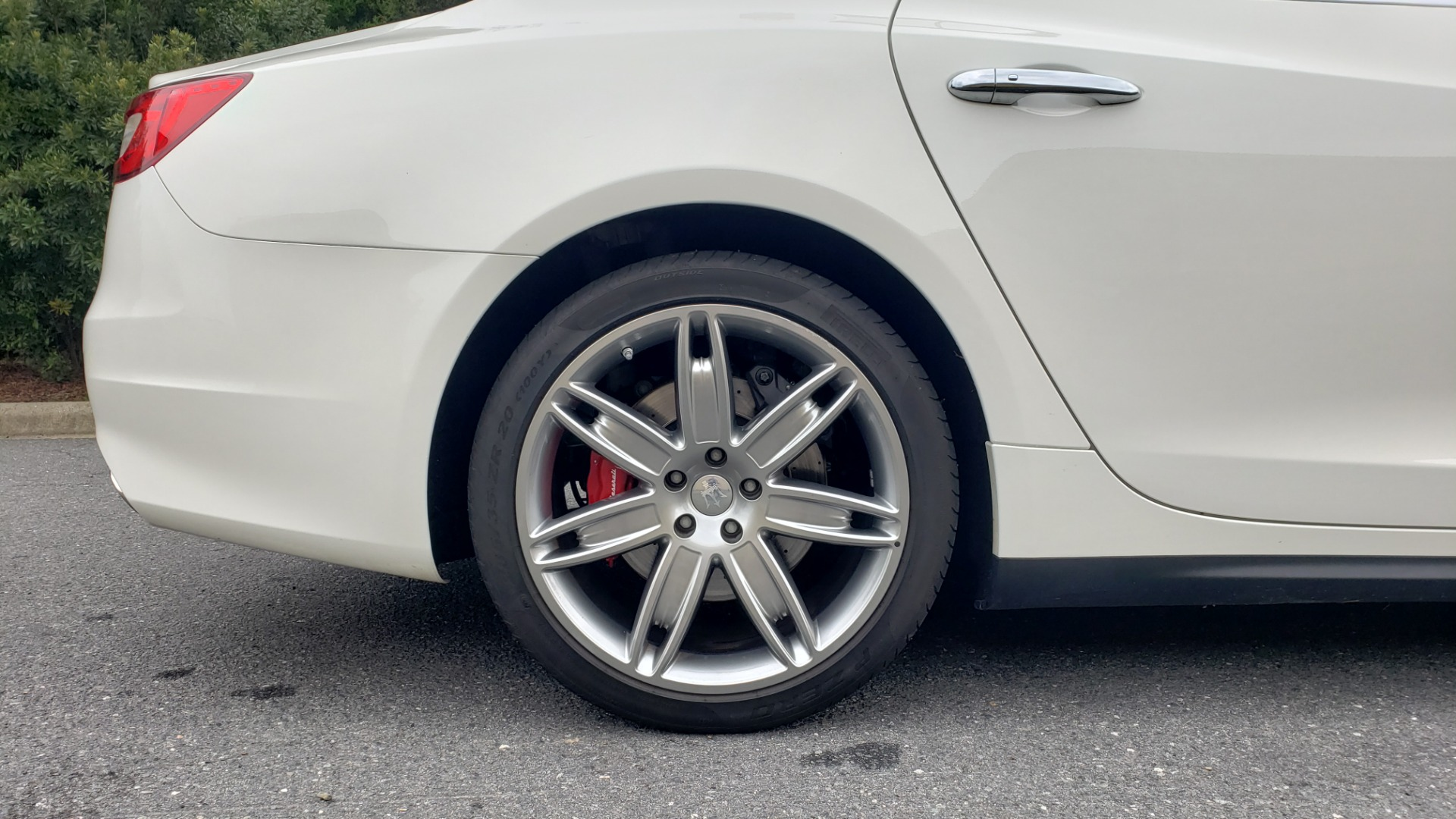Used 2017 Maserati QUATTROPORTE S / DRIVER ASST PKG / SUNROOF / NAV / REARVIEW for sale Sold at Formula Imports in Charlotte NC 28227 15