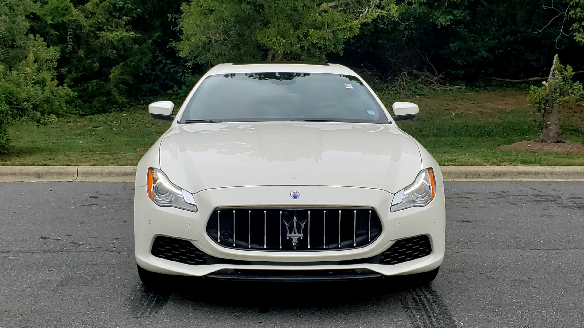 Used 2017 Maserati QUATTROPORTE S / DRIVER ASST PKG / SUNROOF / NAV / REARVIEW for sale Sold at Formula Imports in Charlotte NC 28227 26