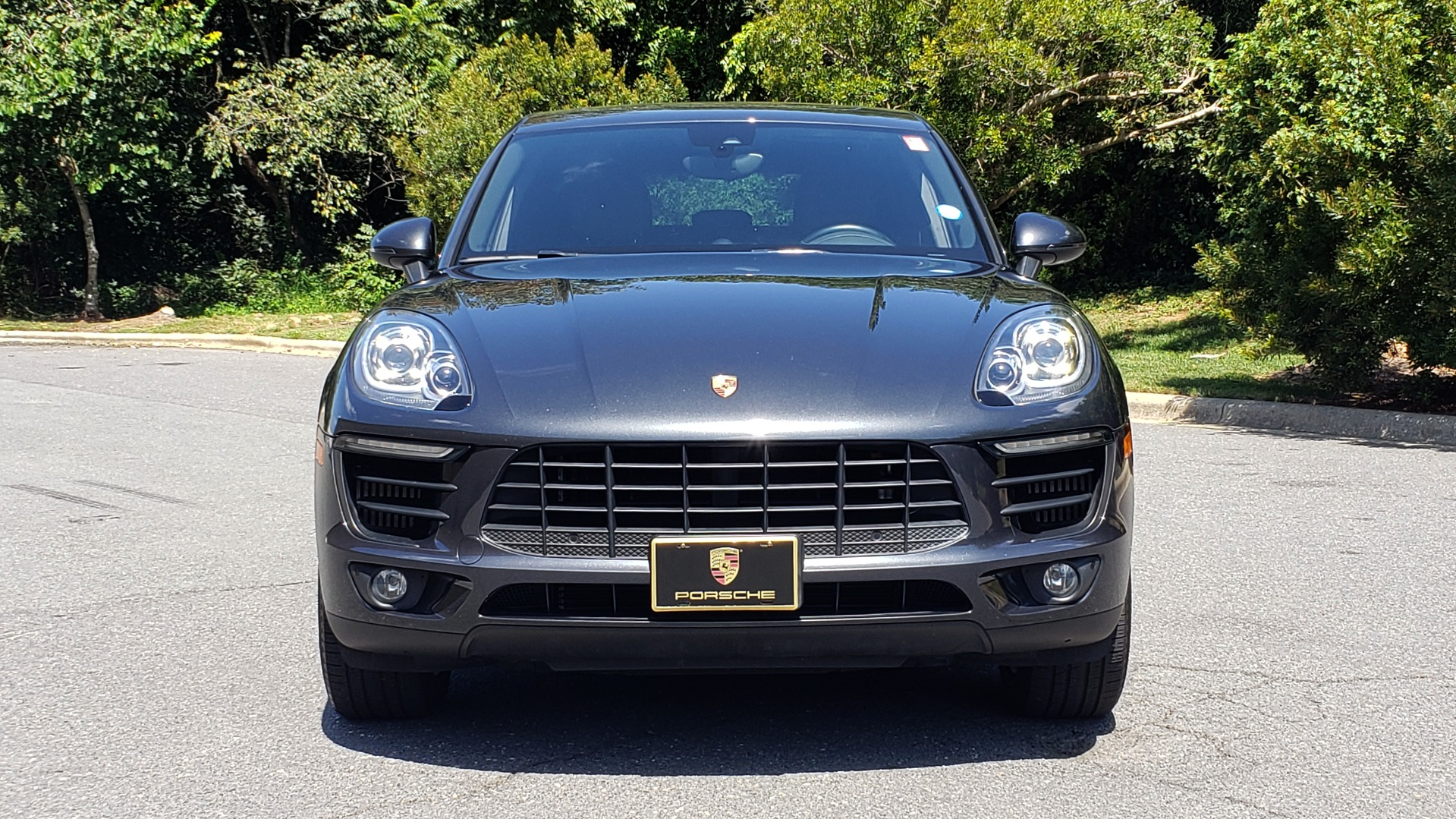 Used 2017 Porsche MACAN S PREMIUM PKG / NAV / BOSE / SUNROOF / REARVIEW for sale Sold at Formula Imports in Charlotte NC 28227 32