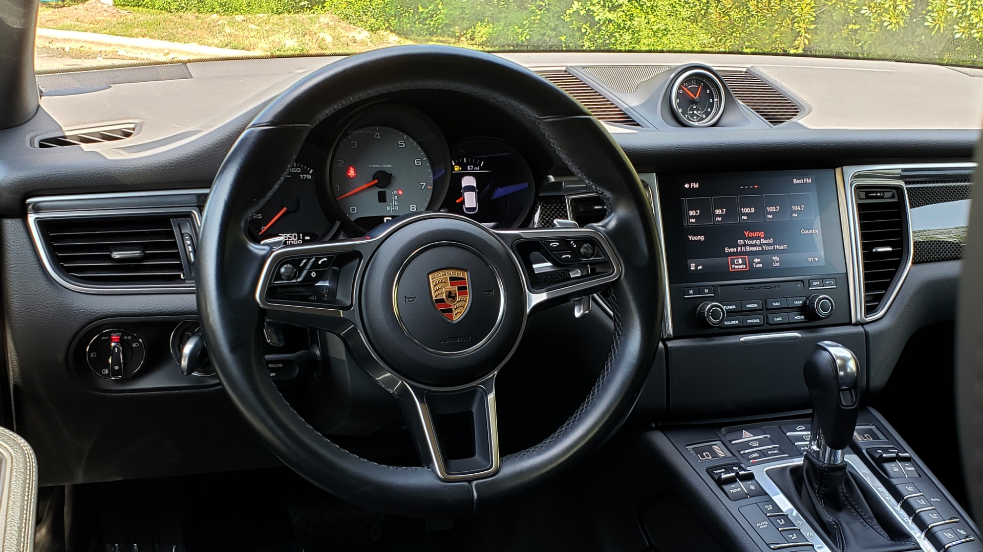 Used 2017 Porsche MACAN S PREMIUM PKG / NAV / BOSE / SUNROOF / REARVIEW for sale Sold at Formula Imports in Charlotte NC 28227 53