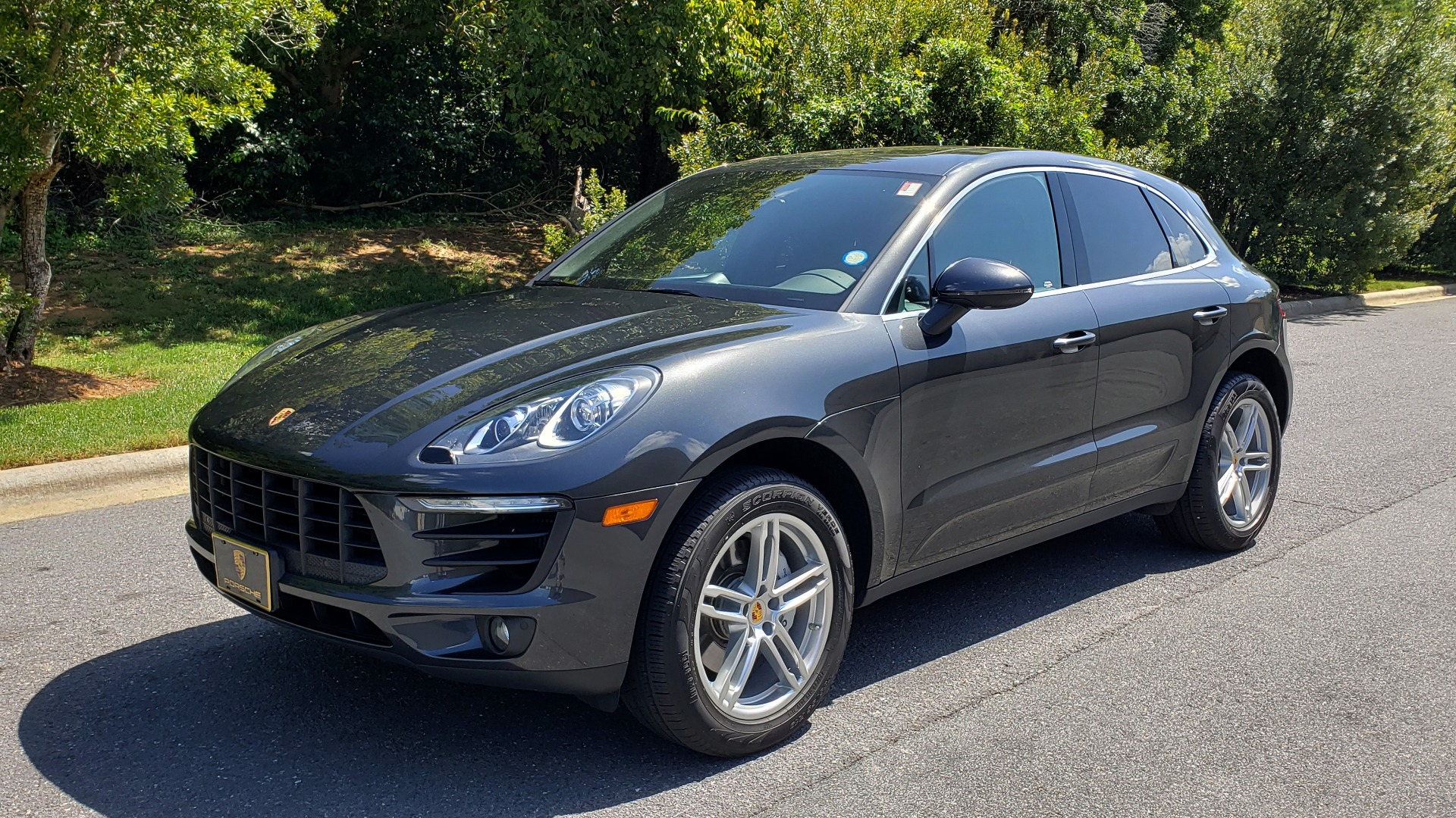 Used 2017 Porsche MACAN S PREMIUM PKG / NAV / BOSE / SUNROOF / REARVIEW for sale Sold at Formula Imports in Charlotte NC 28227 6