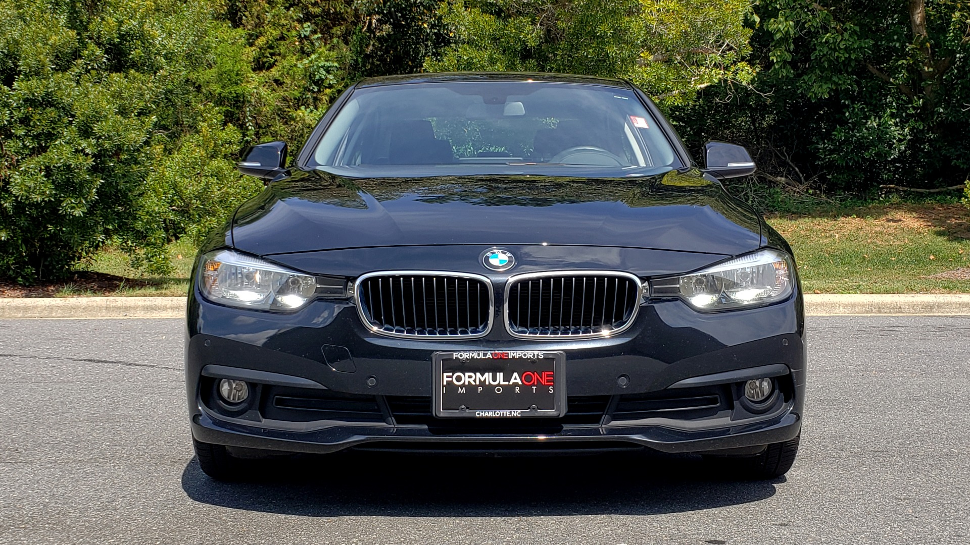 Used 2017 BMW 3 SERIES 320I XDRIVE / DRVR ASST / NAV / SUNROOF / HTD STS / REARVIEW for sale $21,995 at Formula Imports in Charlotte NC 28227 20