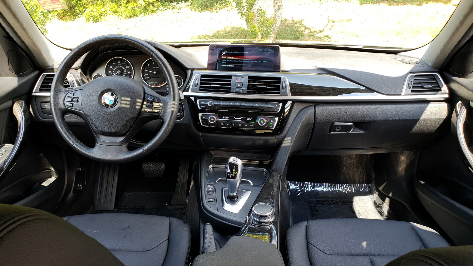 Used 2017 BMW 3 SERIES 320I XDRIVE / DRVR ASST / NAV / SUNROOF / HTD STS / REARVIEW for sale $21,995 at Formula Imports in Charlotte NC 28227 78