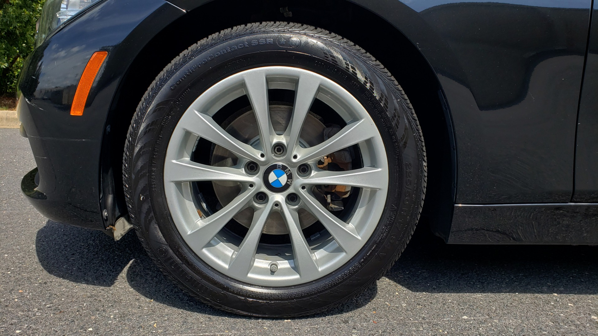 Used 2017 BMW 3 SERIES 320I XDRIVE / DRVR ASST / NAV / SUNROOF / HTD STS / REARVIEW for sale $21,995 at Formula Imports in Charlotte NC 28227 80
