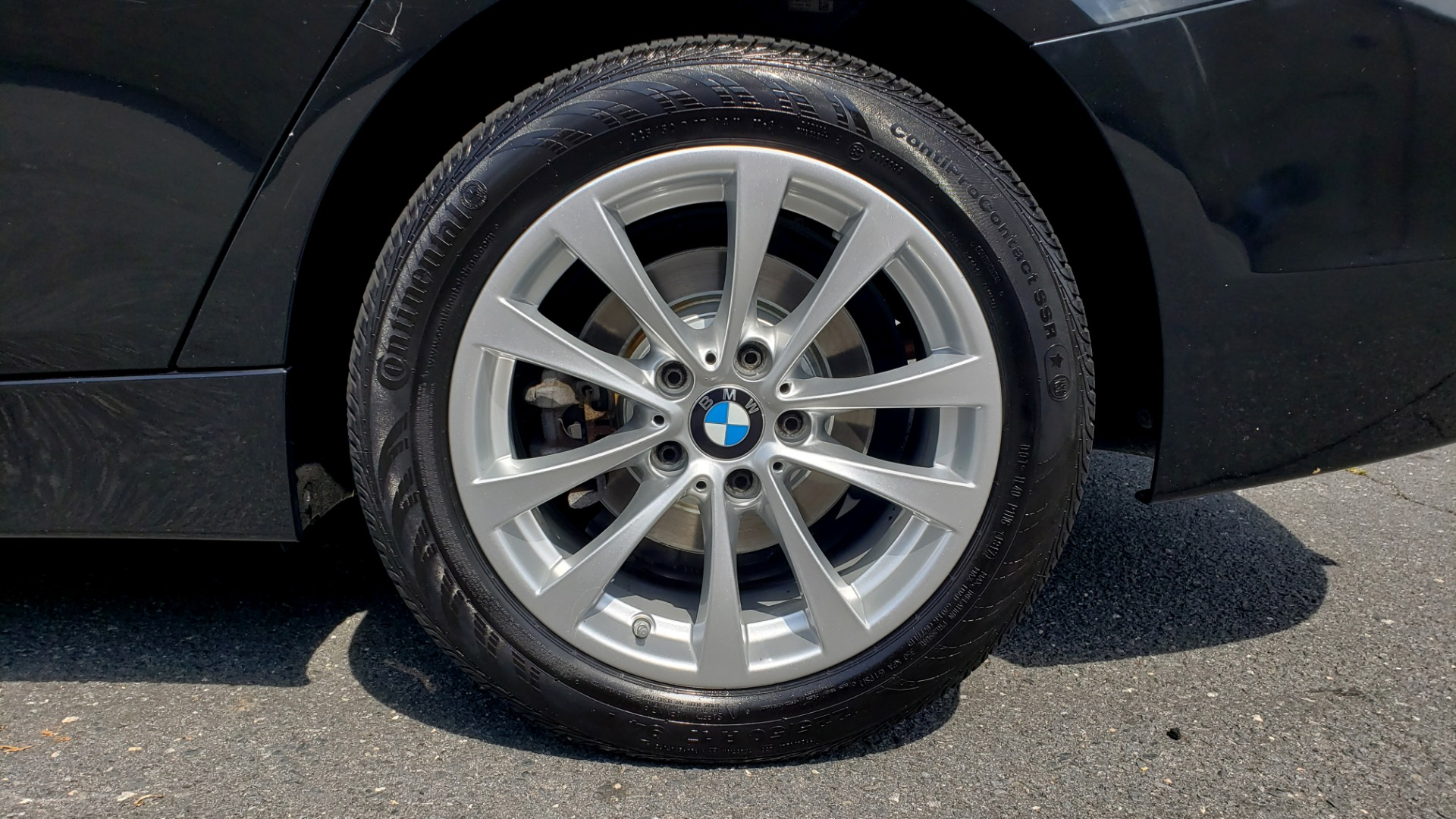 Used 2017 BMW 3 SERIES 320I XDRIVE / DRVR ASST / NAV / SUNROOF / HTD STS / REARVIEW for sale $21,995 at Formula Imports in Charlotte NC 28227 81