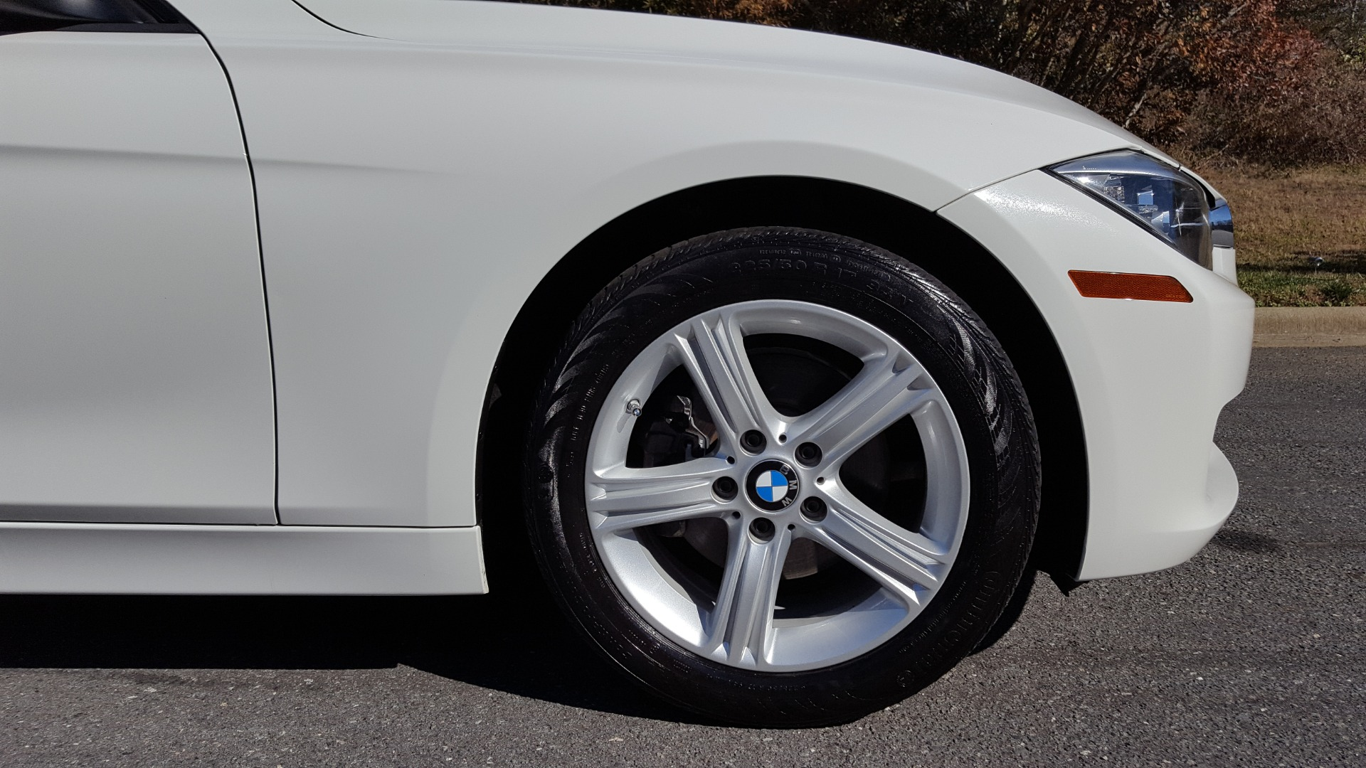 Used 2015 BMW 3 SERIES 328I SEDAN / SUNROOF / LEATHER / 8-SPEED AUTO / RWD for sale Sold at Formula Imports in Charlotte NC 28227 77
