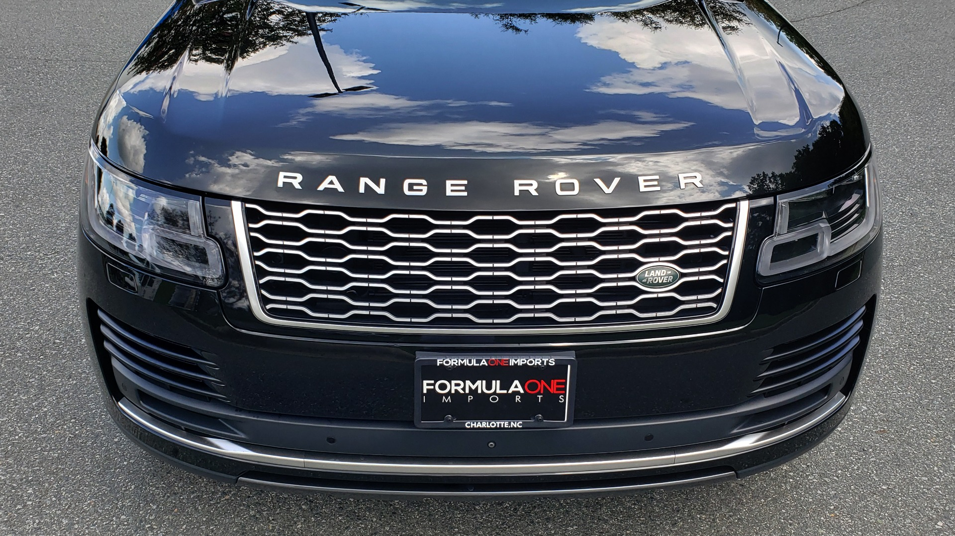 Used 2019 Land Rover RANGE ROVER SCV8 / NAV / PANO-ROOF / MERIDIAN / REARVIEW for sale Sold at Formula Imports in Charlotte NC 28227 20