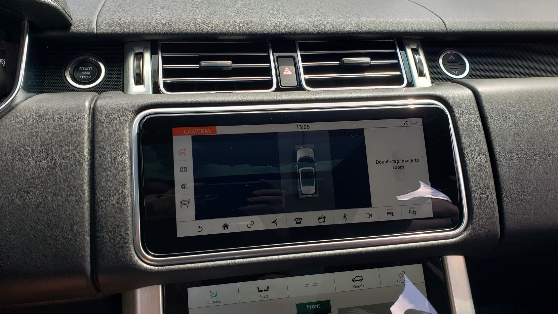 Used 2019 Land Rover RANGE ROVER SCV8 / NAV / PANO-ROOF / MERIDIAN / REARVIEW for sale Sold at Formula Imports in Charlotte NC 28227 60