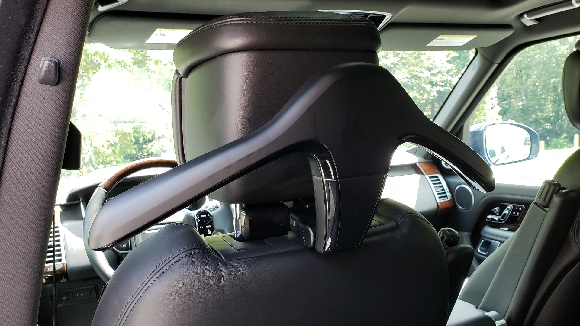 Used 2019 Land Rover RANGE ROVER SCV8 / NAV / PANO-ROOF / MERIDIAN / REARVIEW for sale Sold at Formula Imports in Charlotte NC 28227 78