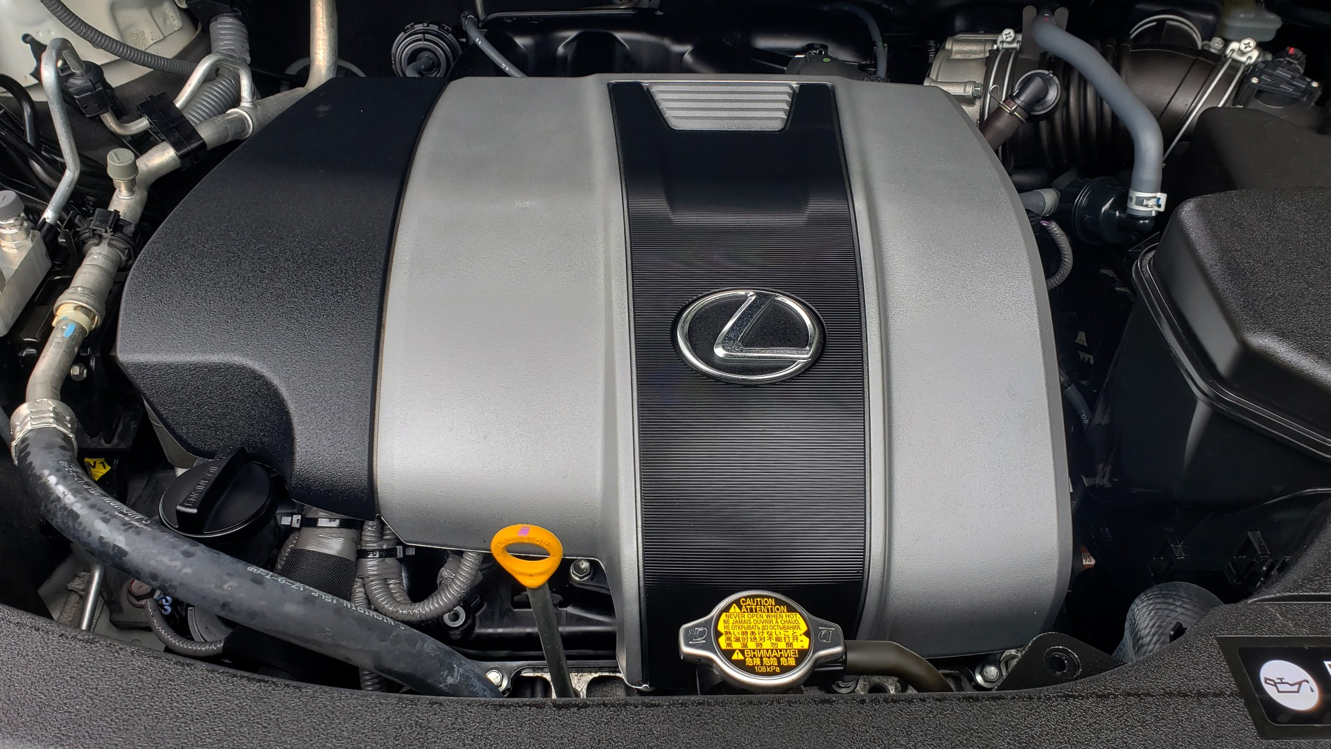 Used 2016 Lexus RX 350 FWD / 4-DR / 3.5L V6 / 8-SPD AUTO / LEATHER / REARVIEW for sale $29,795 at Formula Imports in Charlotte NC 28227 13