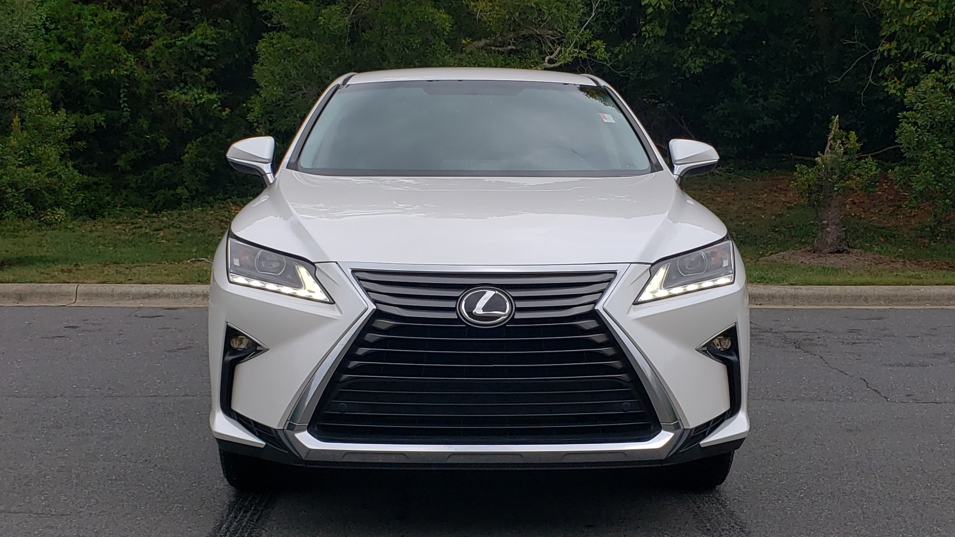Used 2016 Lexus RX 350 FWD / 4-DR / 3.5L V6 / 8-SPD AUTO / LEATHER / REARVIEW for sale Sold at Formula Imports in Charlotte NC 28227 22