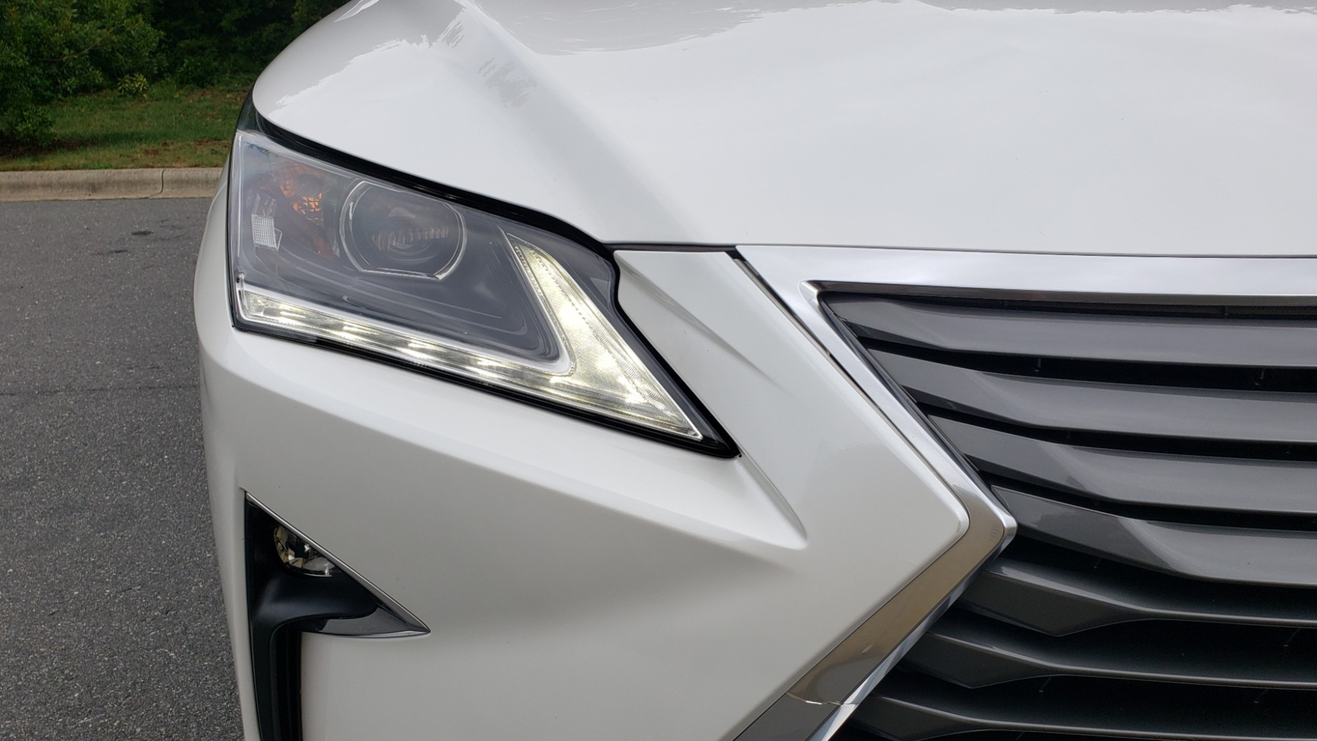 Used 2016 Lexus RX 350 FWD / 4-DR / 3.5L V6 / 8-SPD AUTO / LEATHER / REARVIEW for sale Sold at Formula Imports in Charlotte NC 28227 24