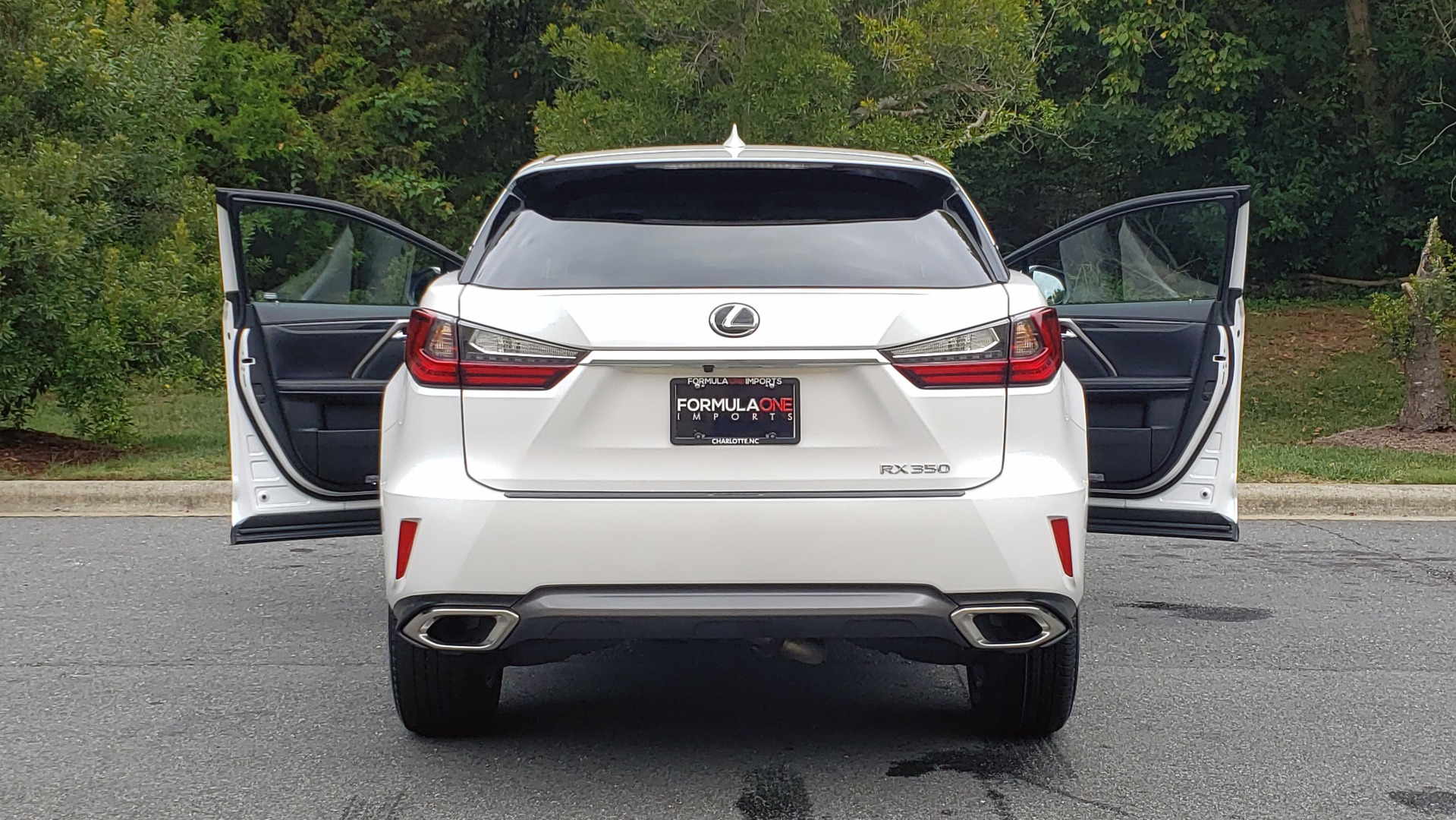 Used 2016 Lexus RX 350 FWD / 4-DR / 3.5L V6 / 8-SPD AUTO / LEATHER / REARVIEW for sale Sold at Formula Imports in Charlotte NC 28227 30