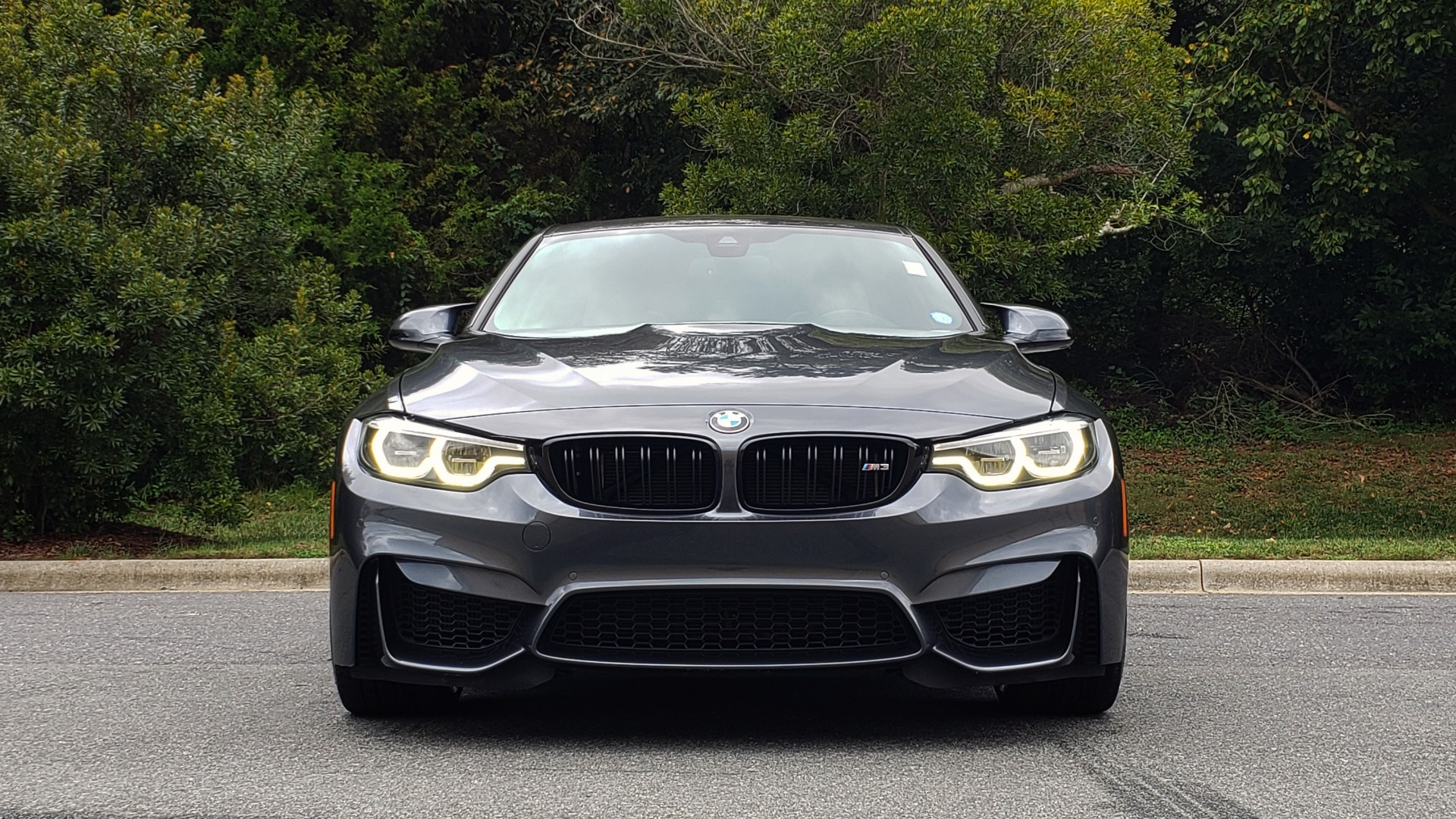 Used 2018 BMW M3 COMPETITION PKG / EXEC PKG / DRVR ASST / BSD / SUNROOF for sale Sold at Formula Imports in Charlotte NC 28227 21