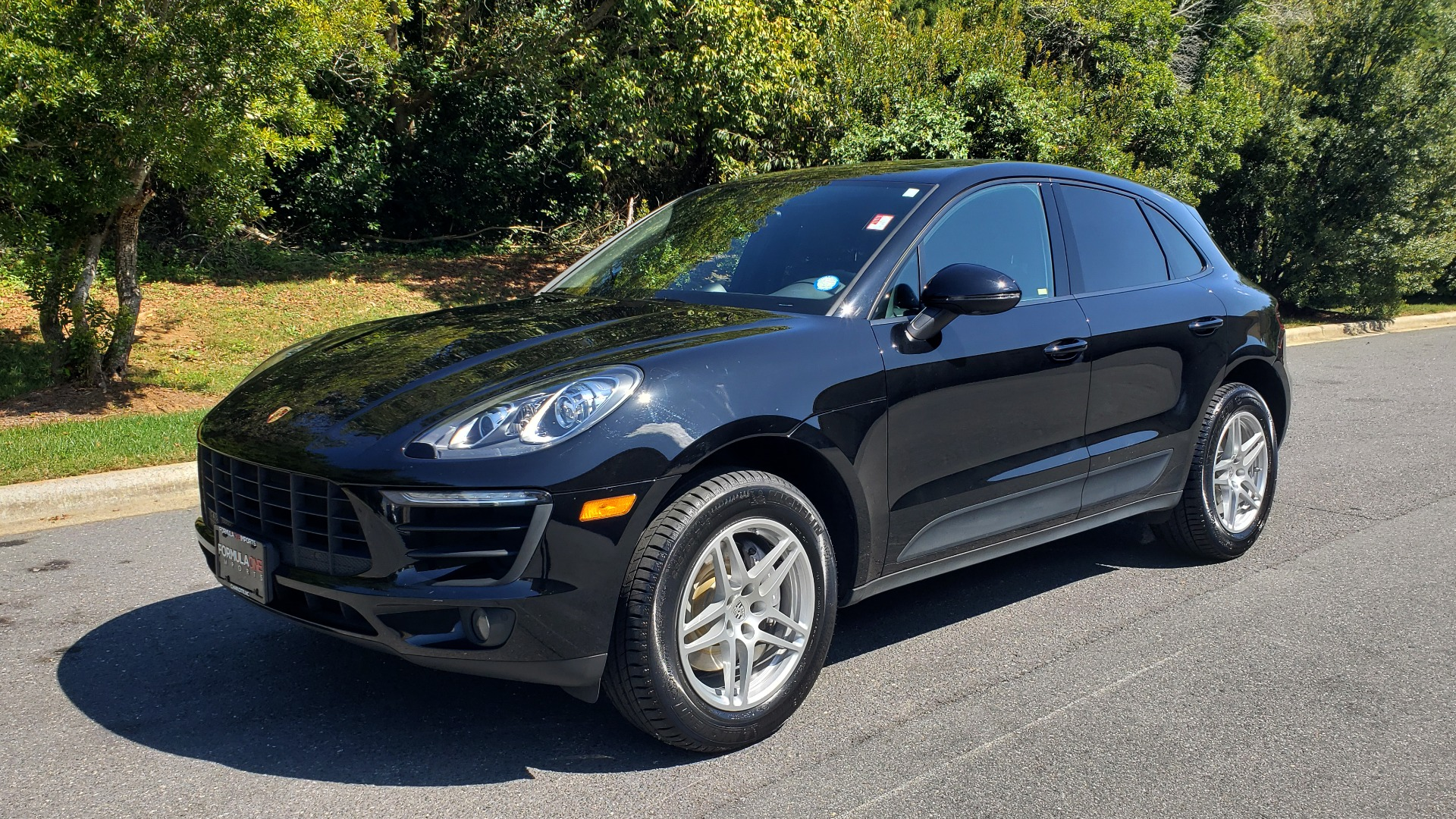 Used 2018 Porsche MACAN PREMIUM PKG PLUS / NAV / PDK / BOSE / REARVIEW for sale Sold at Formula Imports in Charlotte NC 28227 2