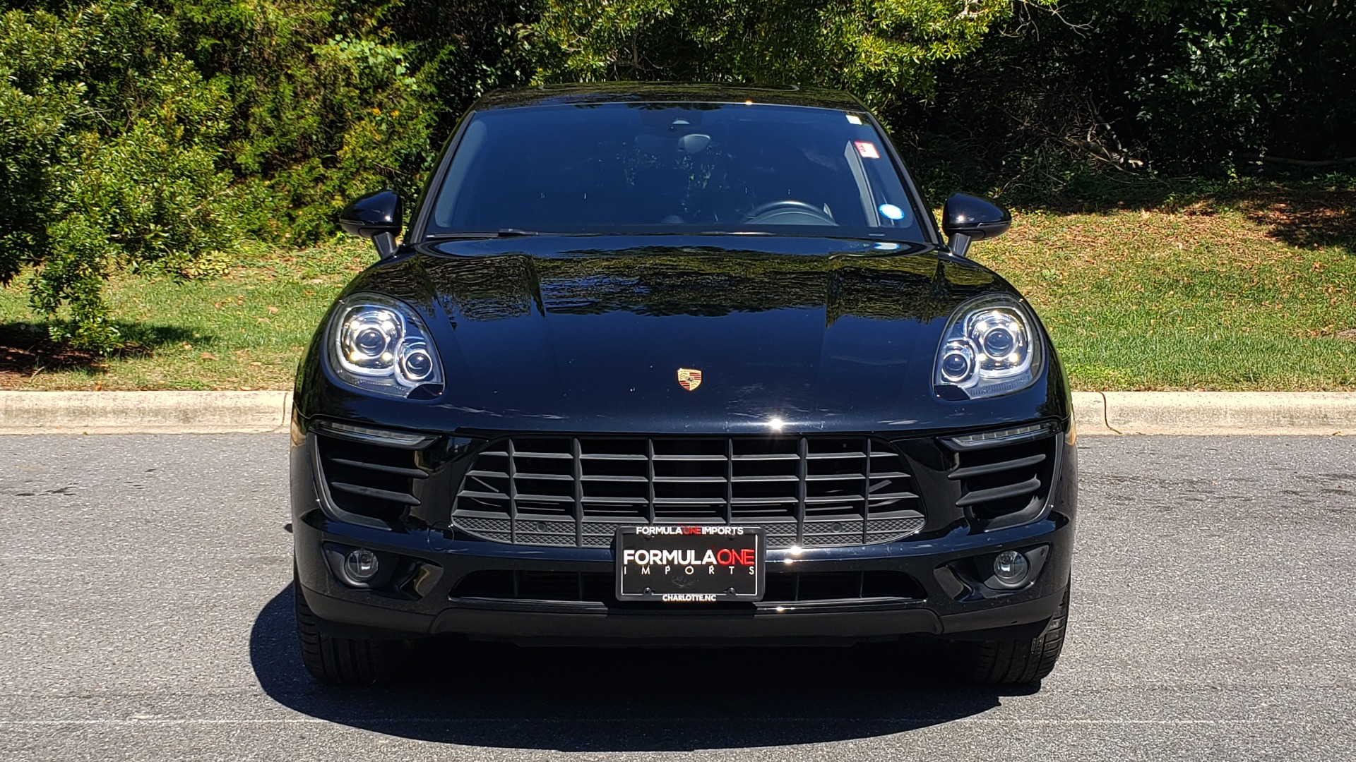 Used 2018 Porsche MACAN PREMIUM PKG PLUS / NAV / PDK / BOSE / REARVIEW for sale Sold at Formula Imports in Charlotte NC 28227 23