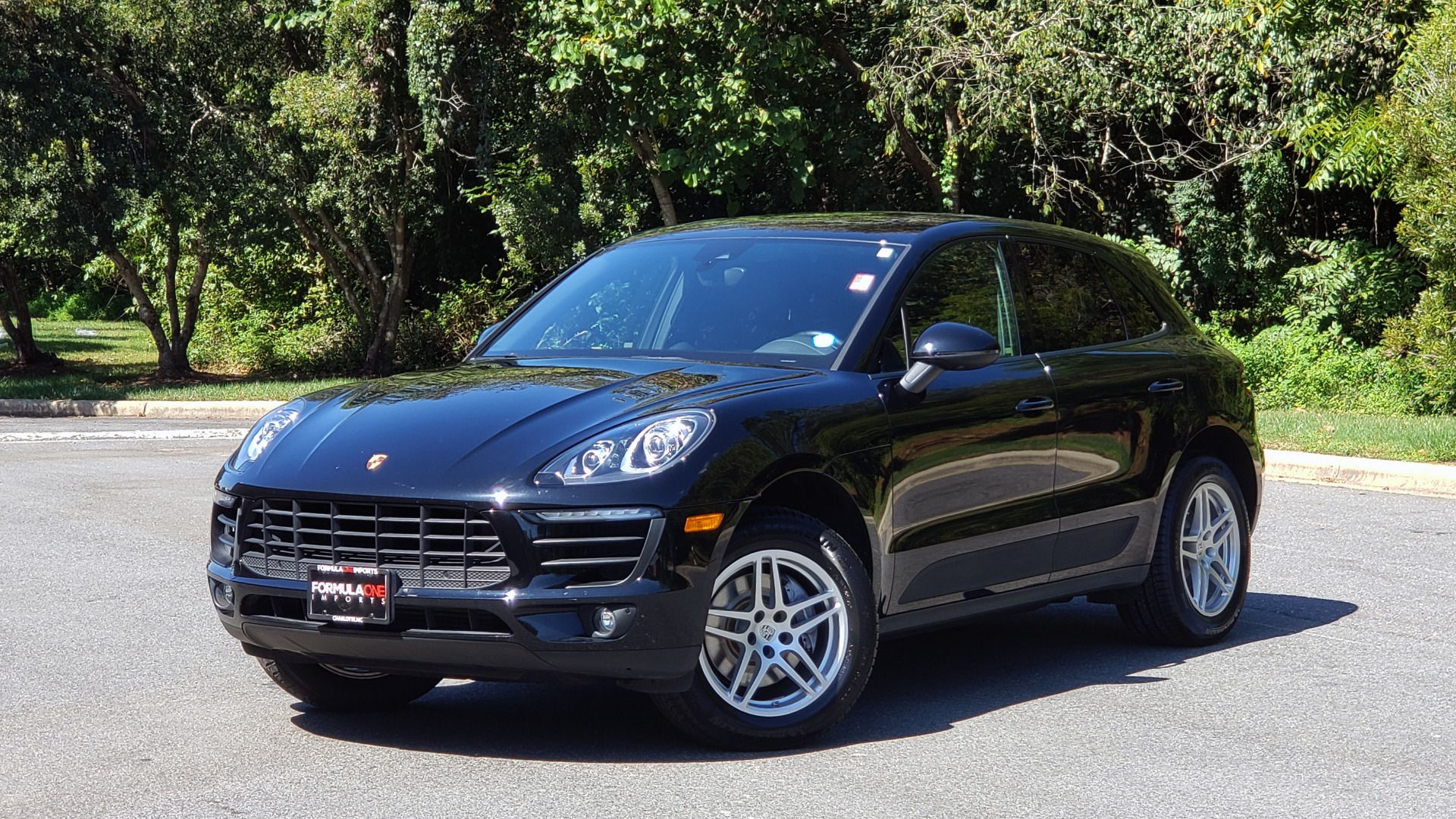 Used 2018 Porsche MACAN PREMIUM PKG PLUS / NAV / PDK / BOSE / REARVIEW for sale Sold at Formula Imports in Charlotte NC 28227 4