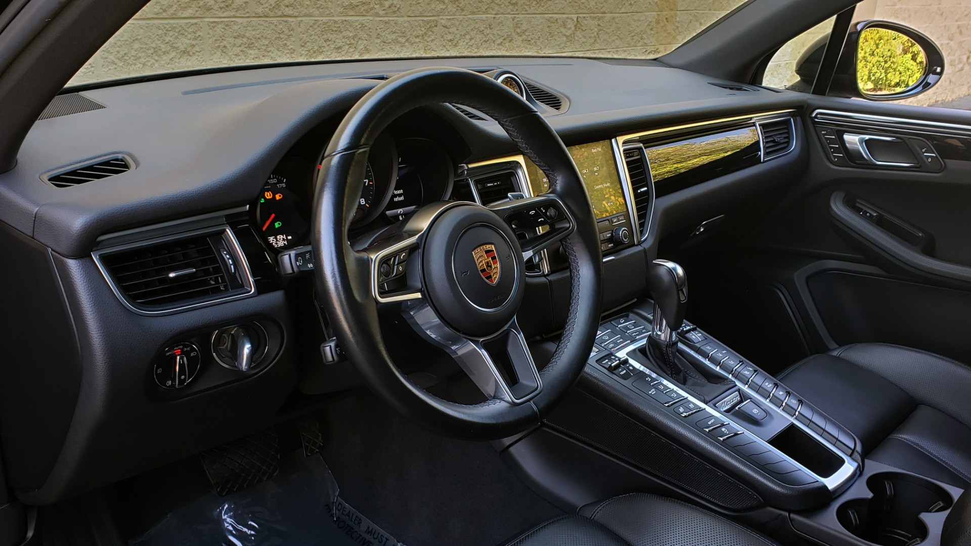 Used 2018 Porsche MACAN PREMIUM PKG PLUS / NAV / PDK / BOSE / REARVIEW for sale Sold at Formula Imports in Charlotte NC 28227 42