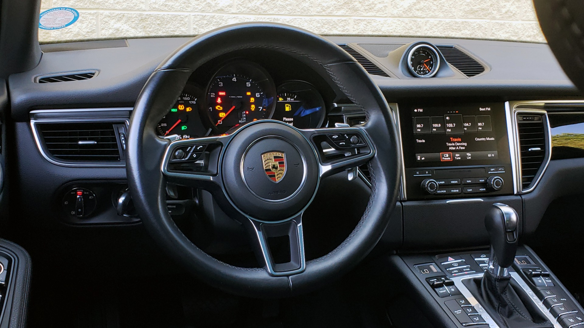 Used 2018 Porsche MACAN PREMIUM PKG PLUS / NAV / PDK / BOSE / REARVIEW for sale Sold at Formula Imports in Charlotte NC 28227 44
