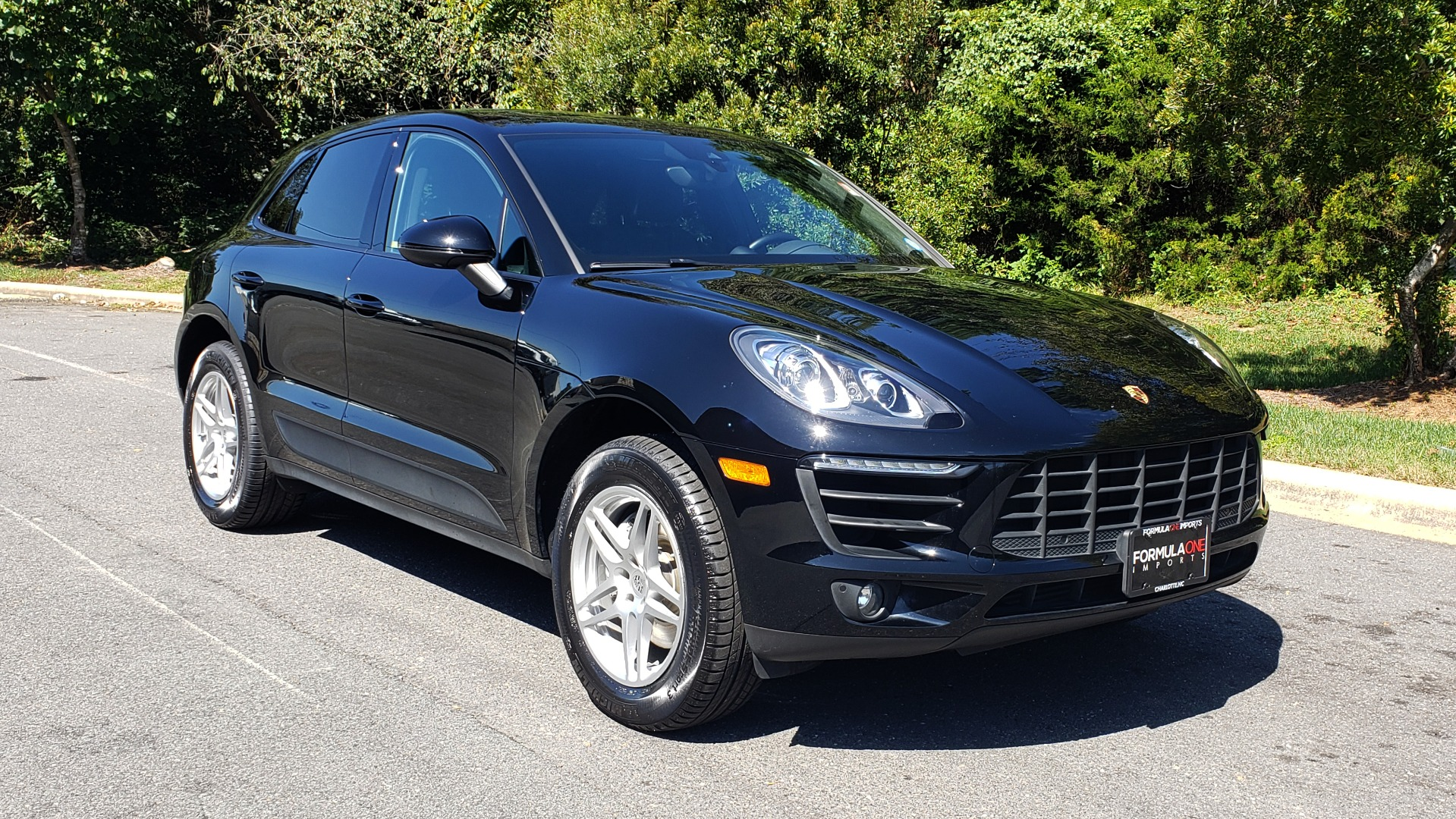 Used 2018 Porsche MACAN PREMIUM PKG PLUS / NAV / PDK / BOSE / REARVIEW for sale Sold at Formula Imports in Charlotte NC 28227 6