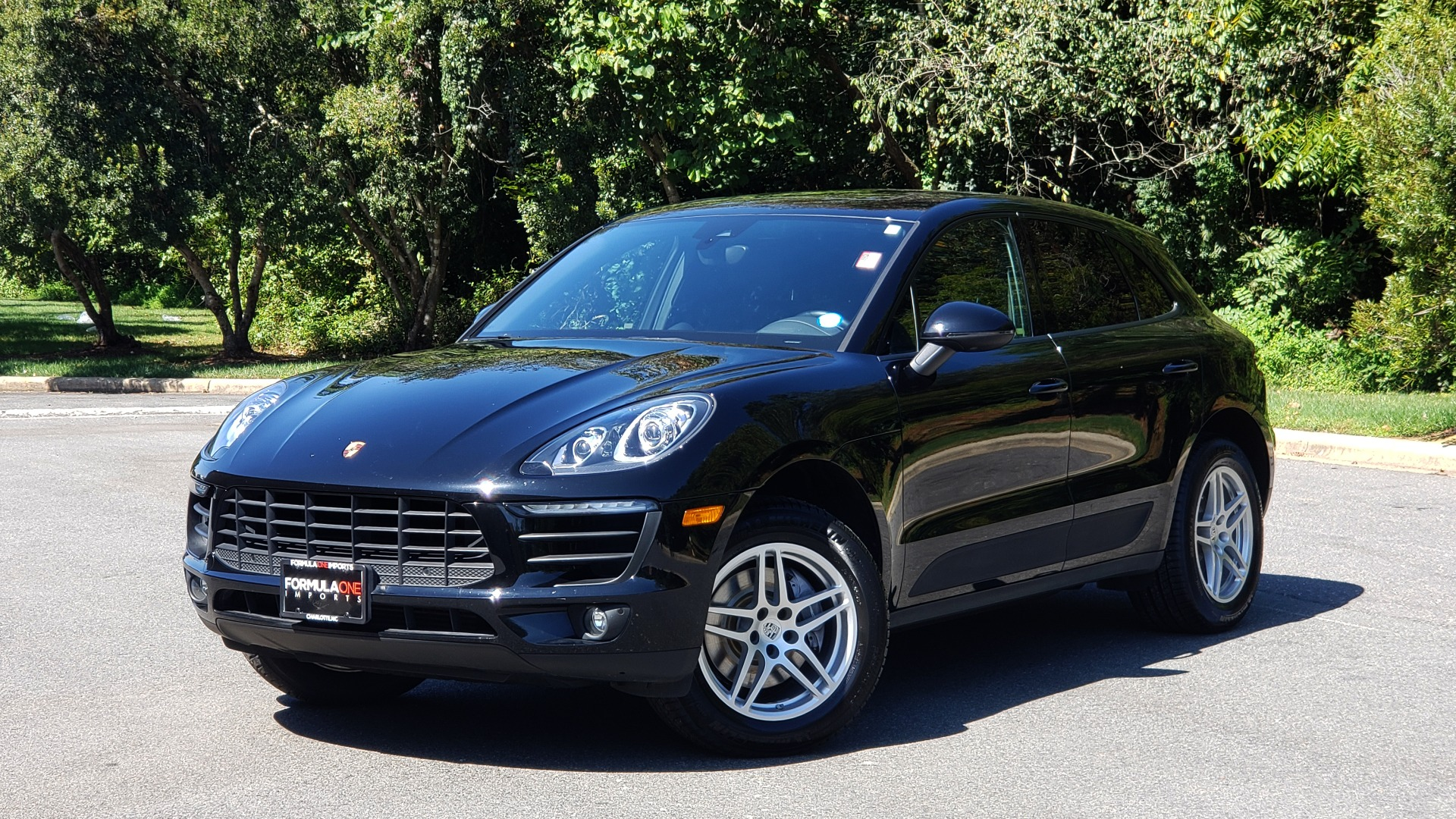 Used 2018 Porsche MACAN PREMIUM PKG PLUS / NAV / PDK / BOSE / REARVIEW for sale Sold at Formula Imports in Charlotte NC 28227 1