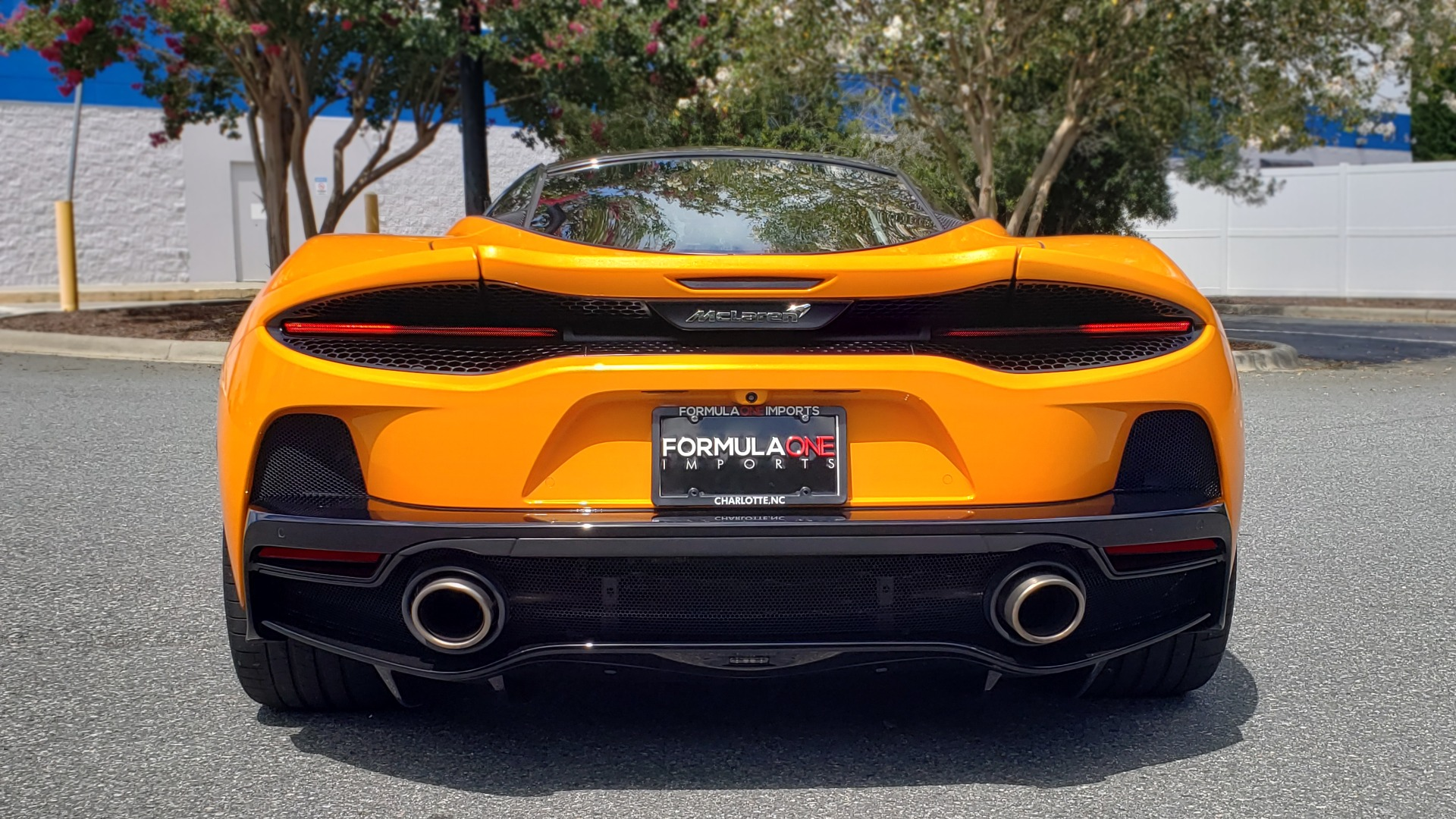 Used 2020 McLaren GT COUPE / 4.0L V8 - 612HP / RWD / NAV / REARVIEW / 20IN BLACK WHEELS for sale $244,000 at Formula Imports in Charlotte NC 28227 11