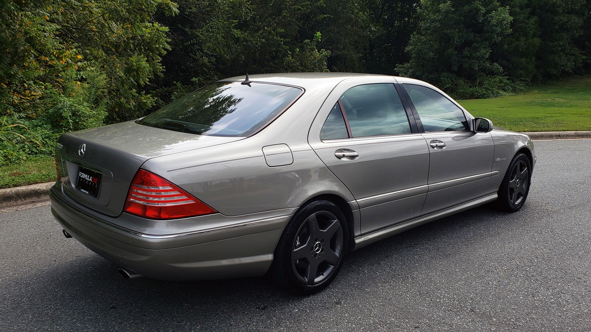 Used 2003 Mercedes-Benz S-CLASS S600 5.5L V12 SEDAN / SUNROOF / KEYLESS-GO / BOSE for sale Sold at Formula Imports in Charlotte NC 28227 6