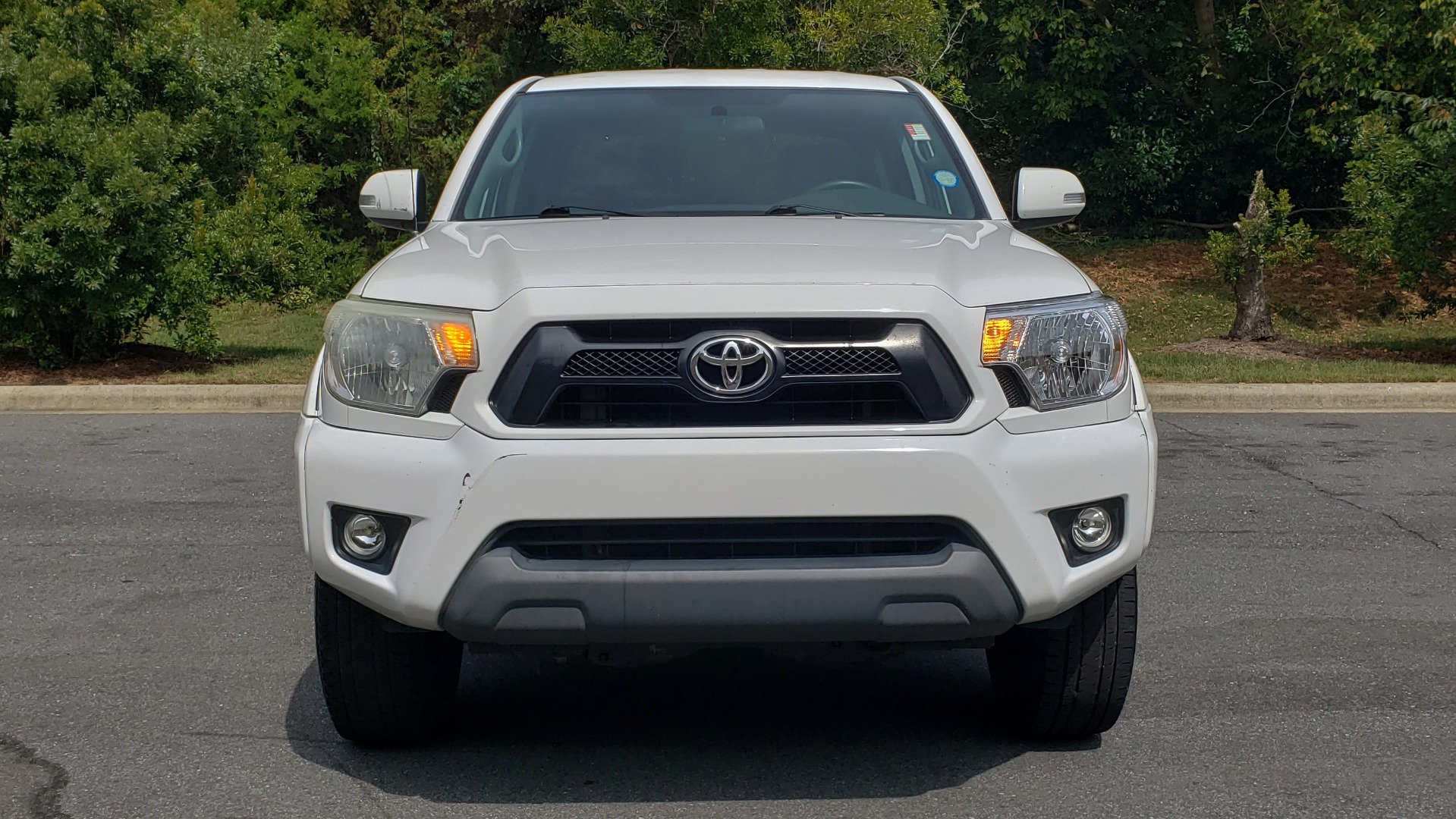 Used 2015 Toyota TACOMA PRERUNNER DOUBLE CAB/ 4-CYL / 4-SPD AUTO / SR PKG / CONV PKG for sale $15,995 at Formula Imports in Charlotte NC 28227 16