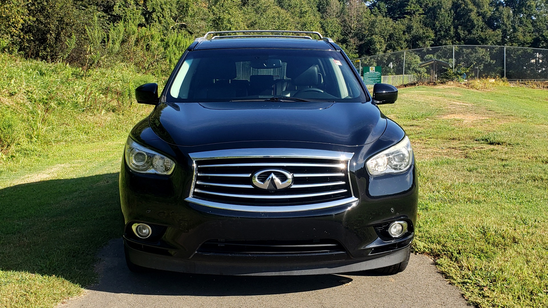 Used 2015 INFINITI QX60 AWD / PREM PLUS PKG / NAV / SUNROOF / BOSE / 3-ROW / REARVIEW for sale $19,695 at Formula Imports in Charlotte NC 28227 11