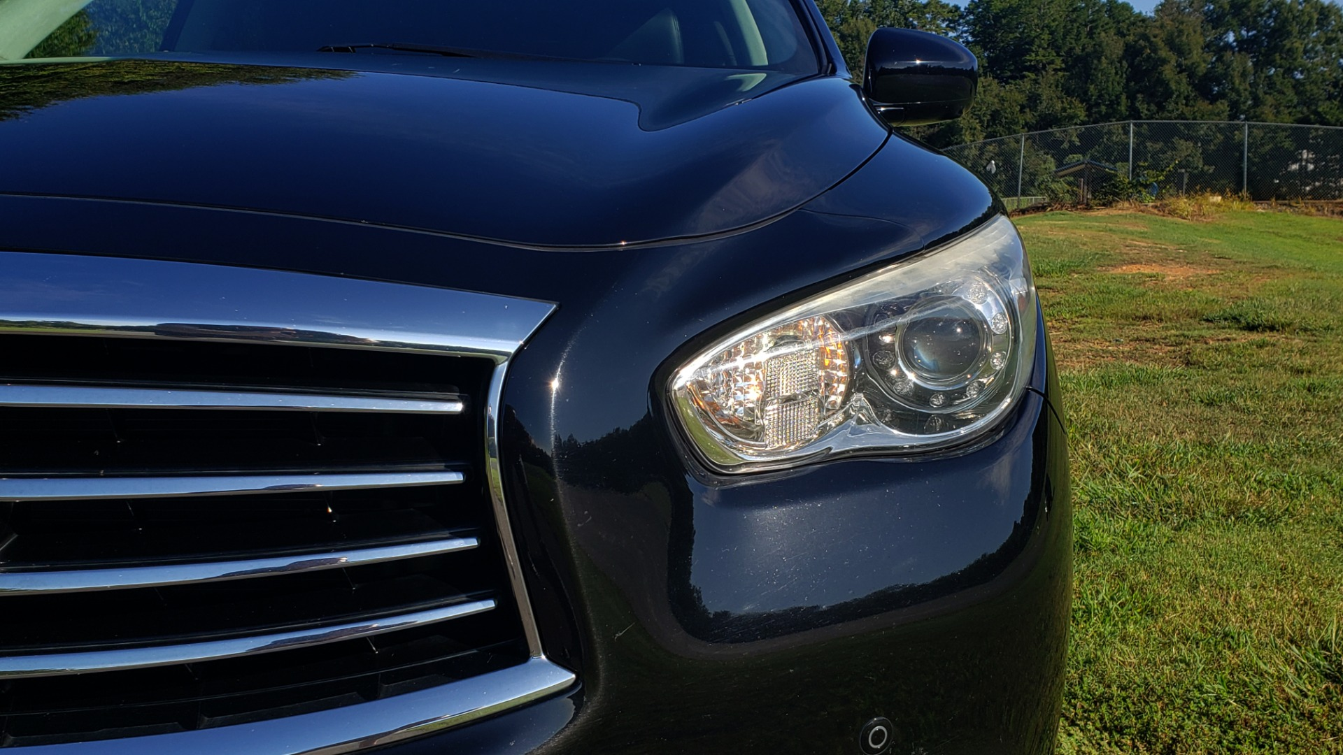 Used 2015 INFINITI QX60 AWD / PREM PLUS PKG / NAV / SUNROOF / BOSE / 3-ROW / REARVIEW for sale $19,695 at Formula Imports in Charlotte NC 28227 13