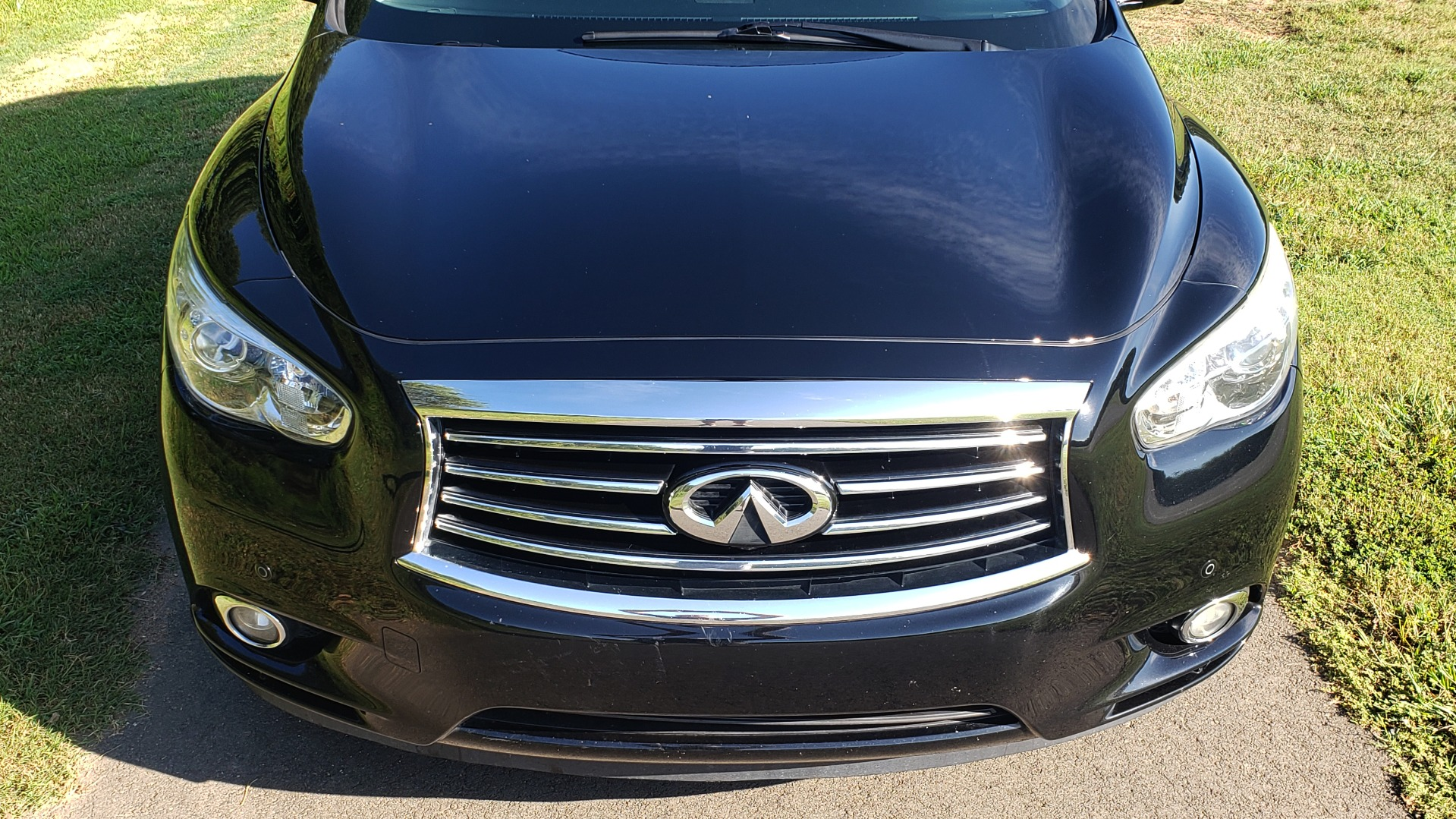 Used 2015 INFINITI QX60 AWD / PREM PLUS PKG / NAV / SUNROOF / BOSE / 3-ROW / REARVIEW for sale $19,695 at Formula Imports in Charlotte NC 28227 14