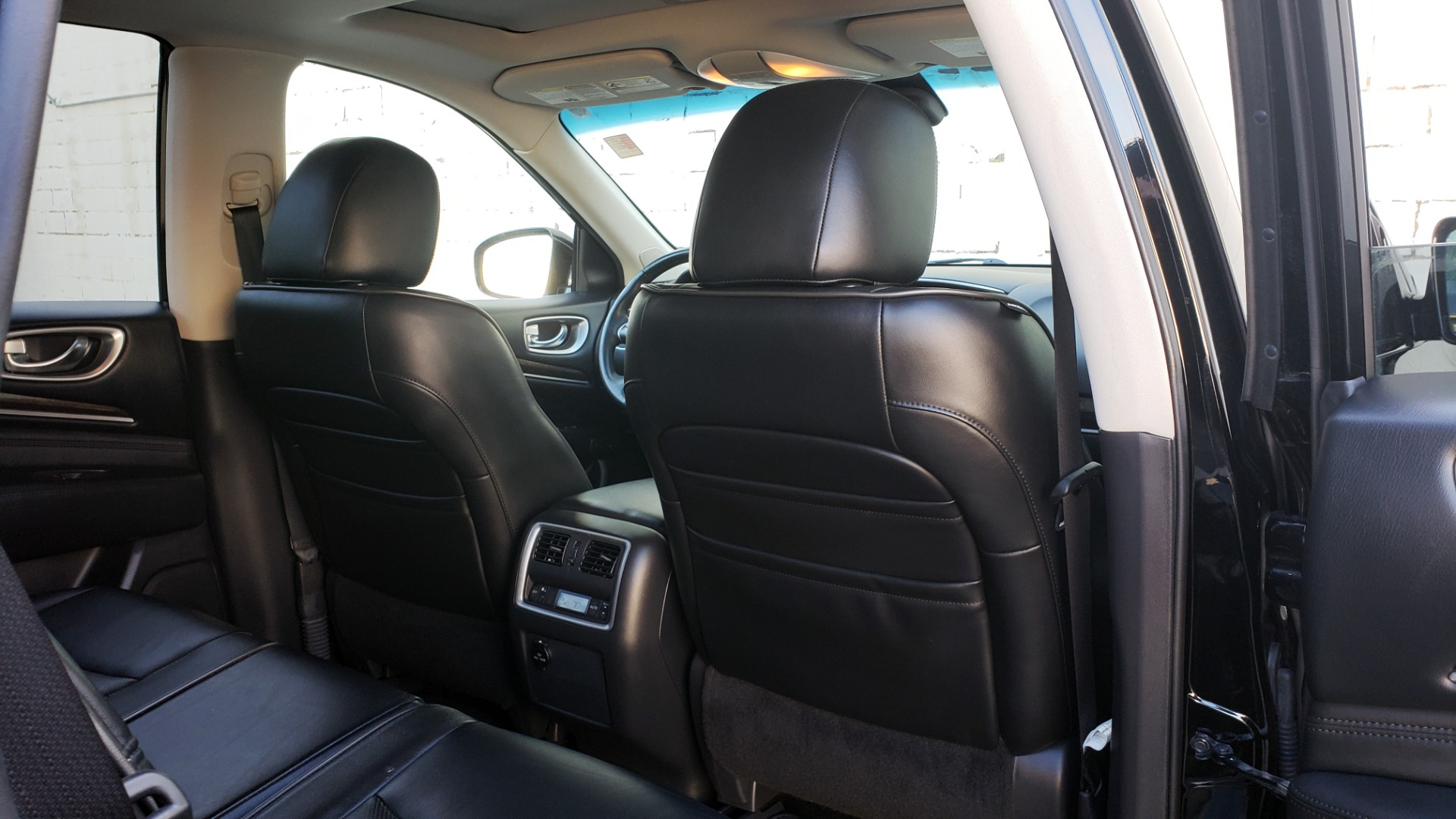 Used 2015 INFINITI QX60 AWD / PREM PLUS PKG / NAV / SUNROOF / BOSE / 3-ROW / REARVIEW for sale $19,695 at Formula Imports in Charlotte NC 28227 77