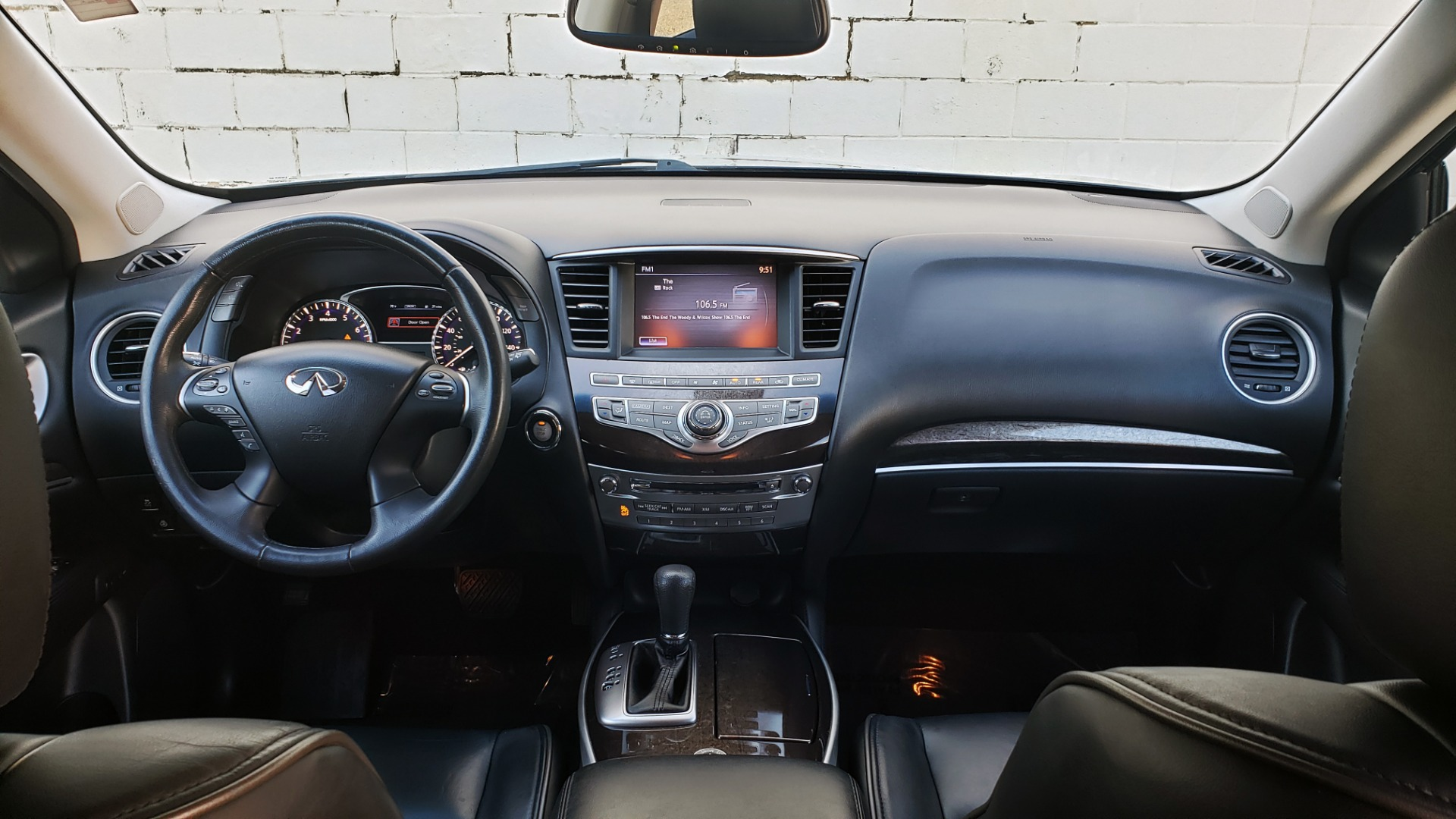 Used 2015 INFINITI QX60 AWD / PREM PLUS PKG / NAV / SUNROOF / BOSE / 3-ROW / REARVIEW for sale $19,695 at Formula Imports in Charlotte NC 28227 79