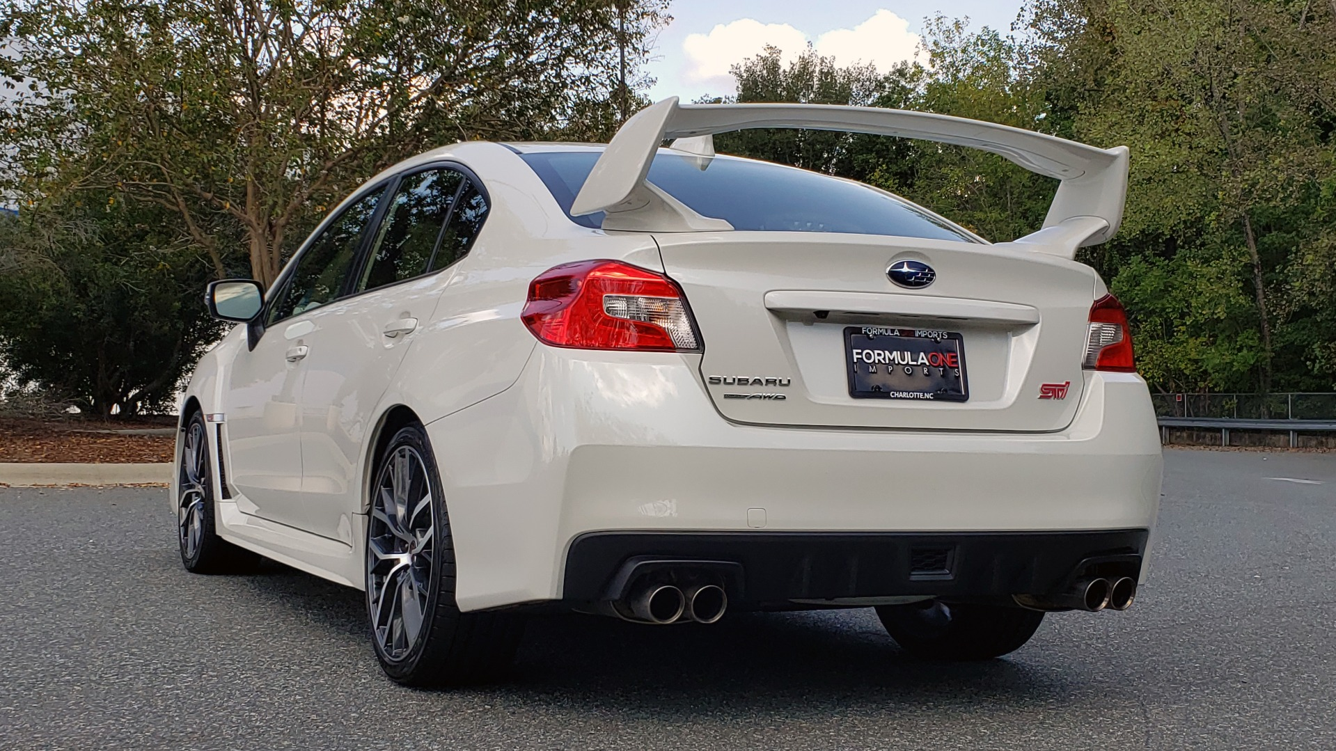 Used 2020 Subaru WRX STI SEDAN / 6-SPD MANUAL / RECARO SEATS / REARVIEW for sale Sold at Formula Imports in Charlotte NC 28227 7