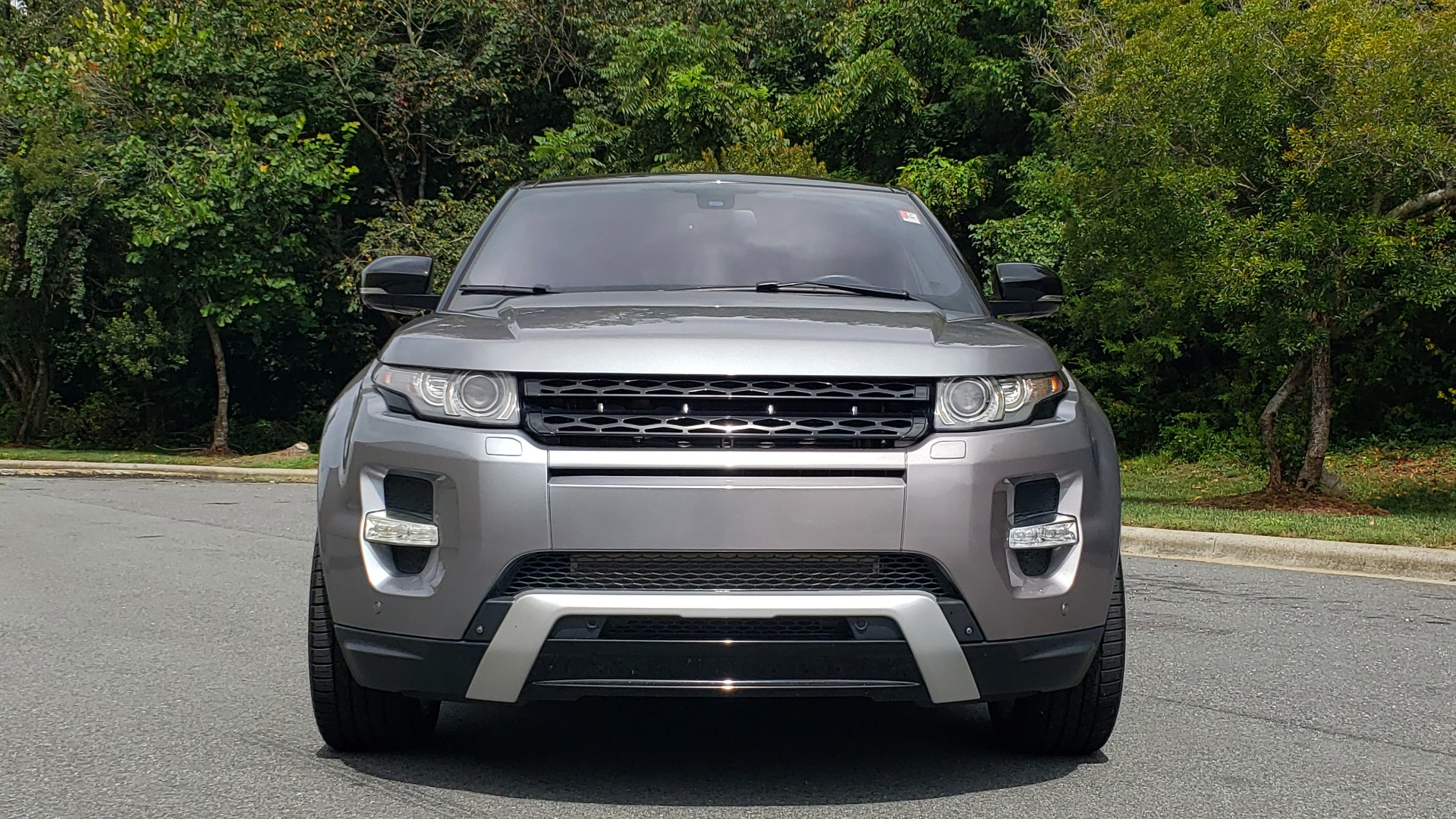 Used 2013 Land Rover RANGE ROVER EVOQUE DYNAMIC PREMIUM / NAV / PANO-ROOF / BLIND SPOT / REARVIEW for sale Sold at Formula Imports in Charlotte NC 28227 25