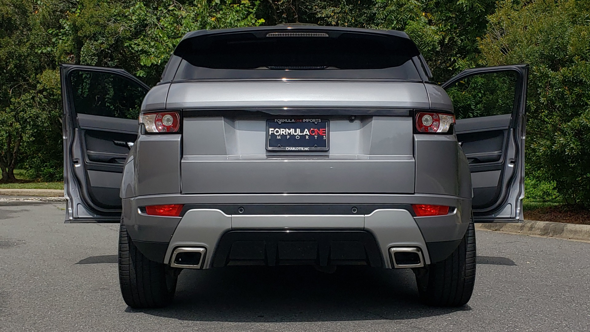 Used 2013 Land Rover RANGE ROVER EVOQUE DYNAMIC PREMIUM / NAV / PANO-ROOF / BLIND SPOT / REARVIEW for sale Sold at Formula Imports in Charlotte NC 28227 33