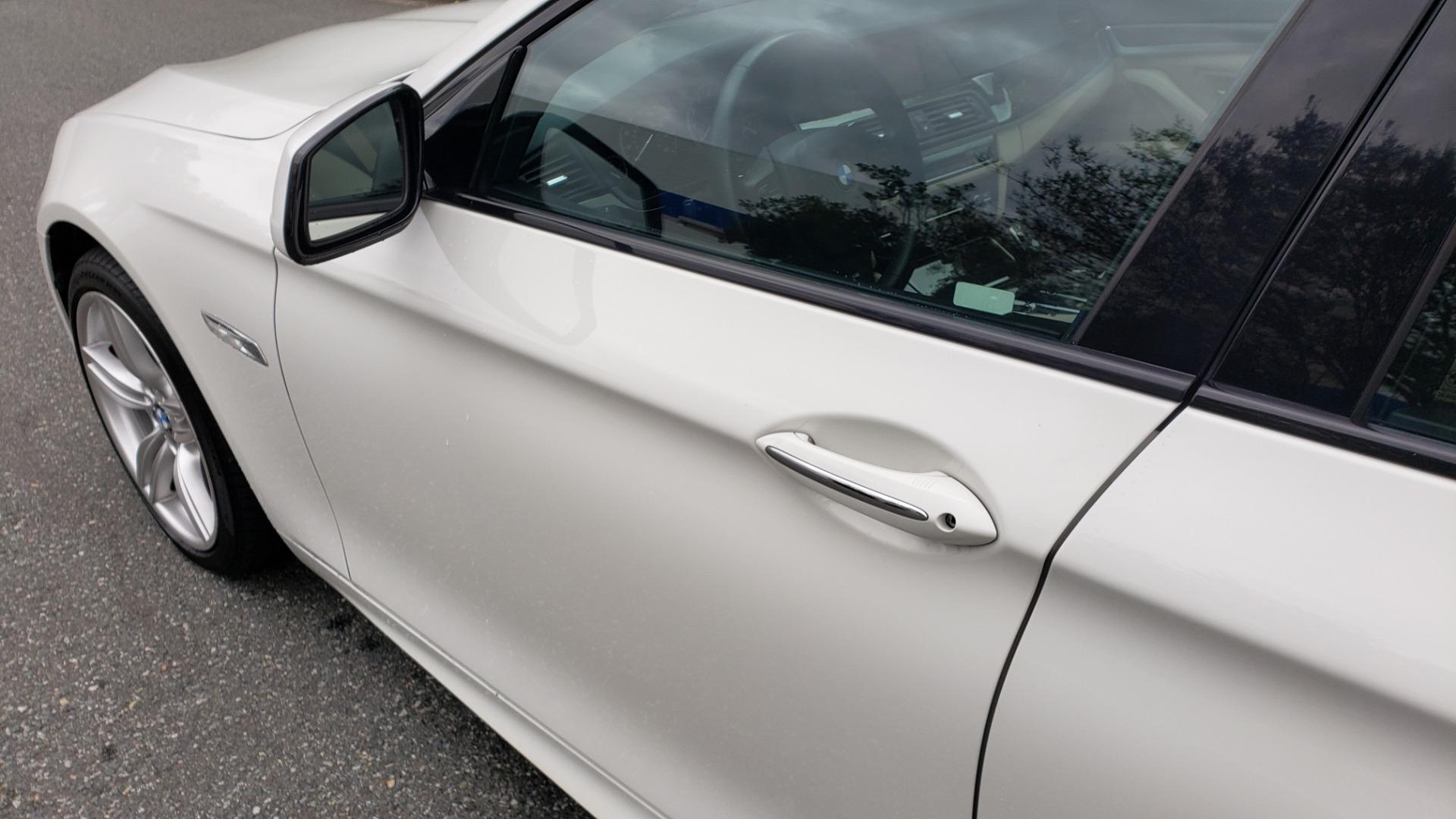 Used 2012 BMW 5 SERIES 550I M SPORT / NAV / CONV PKG / SUNROOF / PREM SND / REARVIEW for sale Sold at Formula Imports in Charlotte NC 28227 10