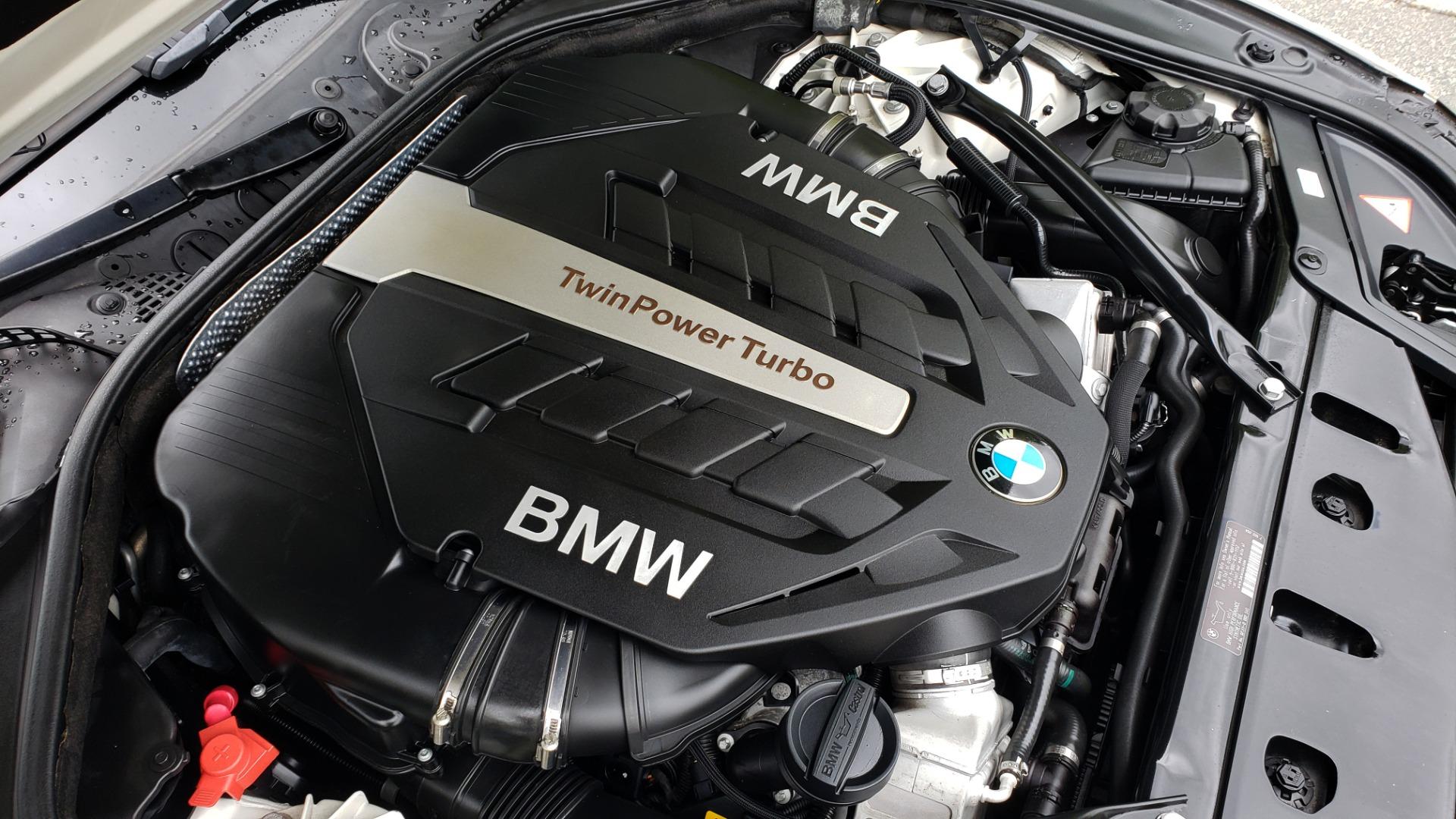 Used 2012 BMW 5 SERIES 550I M SPORT / NAV / CONV PKG / SUNROOF / PREM SND / REARVIEW for sale Sold at Formula Imports in Charlotte NC 28227 14