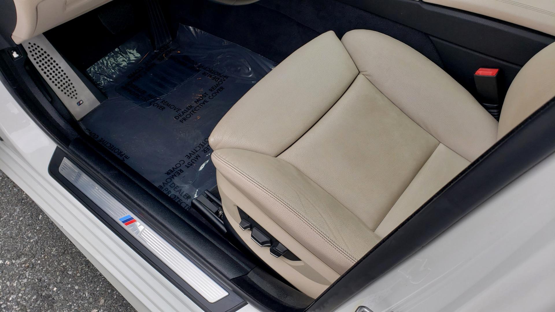 Used 2012 BMW 5 SERIES 550I M SPORT / NAV / CONV PKG / SUNROOF / PREM SND / REARVIEW for sale Sold at Formula Imports in Charlotte NC 28227 24
