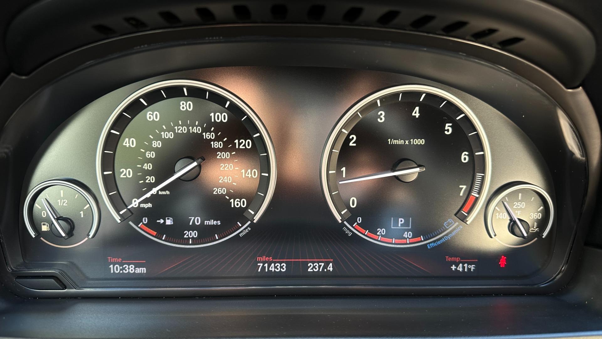 Used 2012 BMW 5 SERIES 550I M SPORT / NAV / CONV PKG / SUNROOF / PREM SND / REARVIEW for sale Sold at Formula Imports in Charlotte NC 28227 29