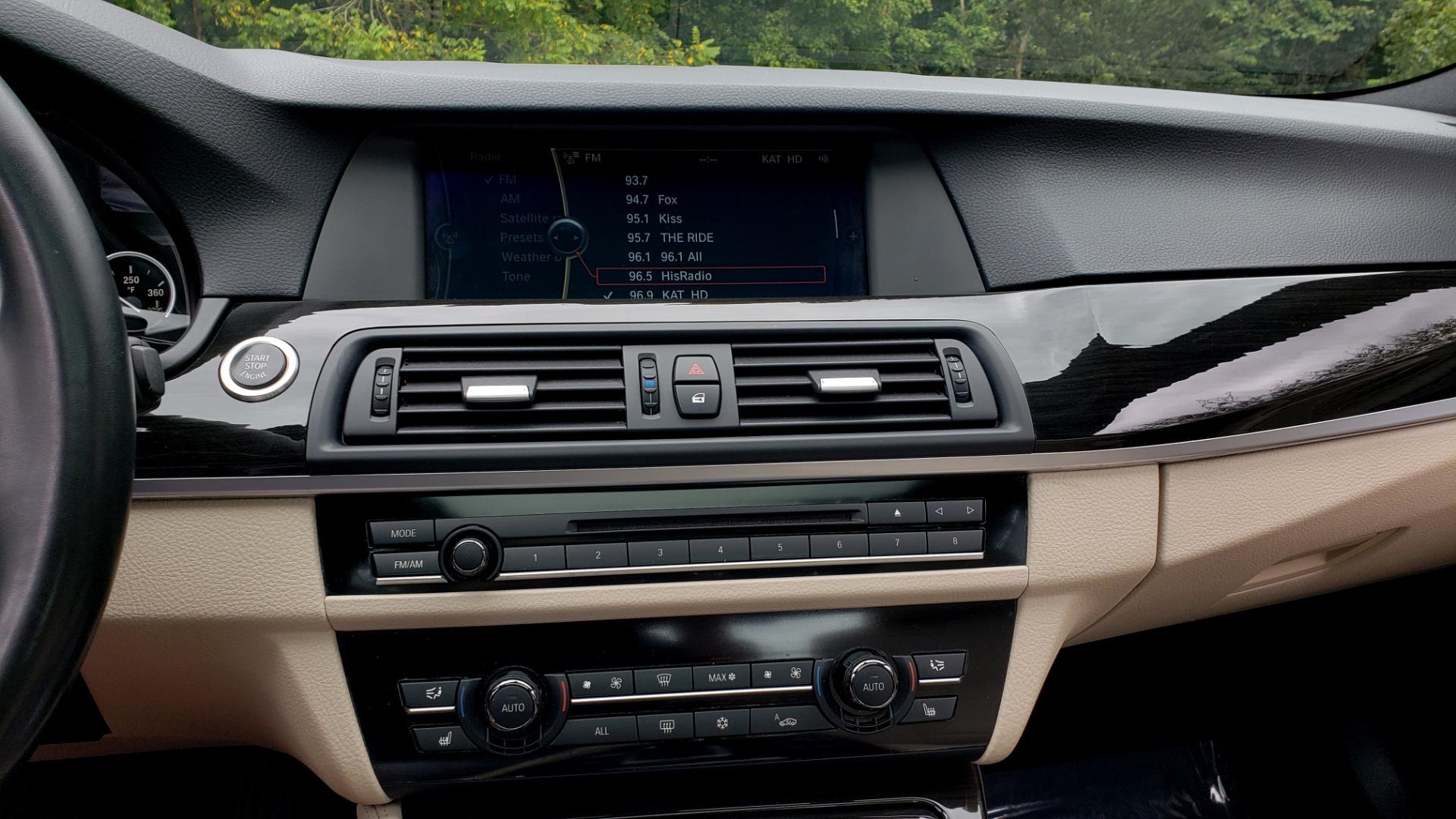 Used 2012 BMW 5 SERIES 550I M SPORT / NAV / CONV PKG / SUNROOF / PREM SND / REARVIEW for sale Sold at Formula Imports in Charlotte NC 28227 34