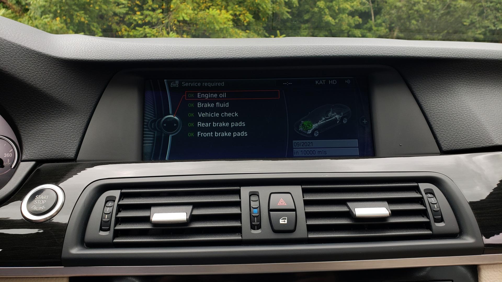 Used 2012 BMW 5 SERIES 550I M SPORT / NAV / CONV PKG / SUNROOF / PREM SND / REARVIEW for sale Sold at Formula Imports in Charlotte NC 28227 37