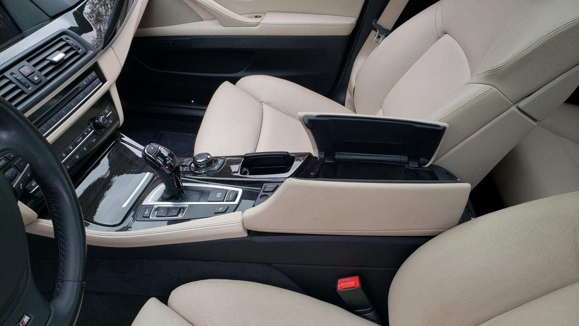 Used 2012 BMW 5 SERIES 550I M SPORT / NAV / CONV PKG / SUNROOF / PREM SND / REARVIEW for sale Sold at Formula Imports in Charlotte NC 28227 47