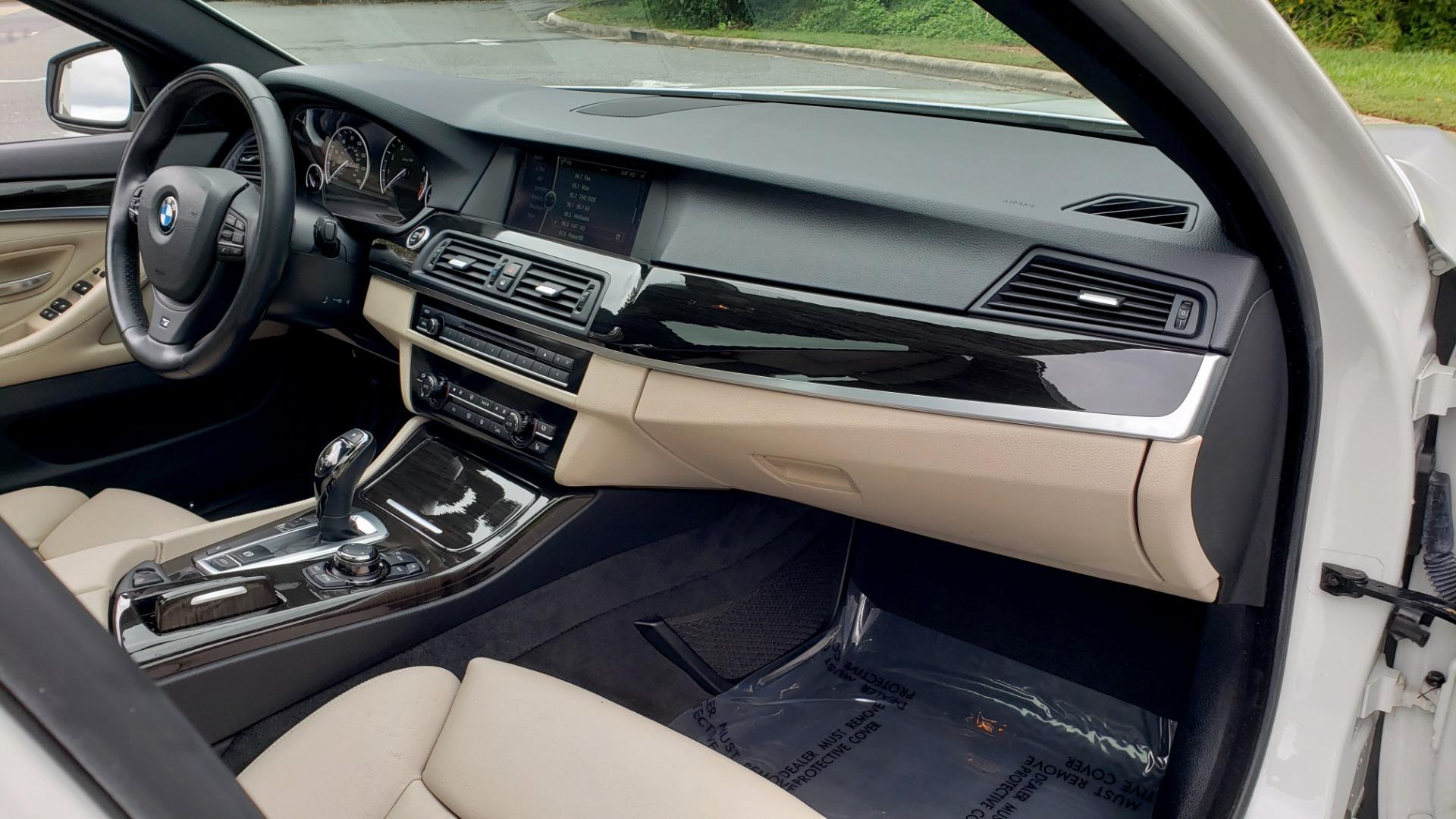 Used 2012 BMW 5 SERIES 550I M SPORT / NAV / CONV PKG / SUNROOF / PREM SND / REARVIEW for sale Sold at Formula Imports in Charlotte NC 28227 57