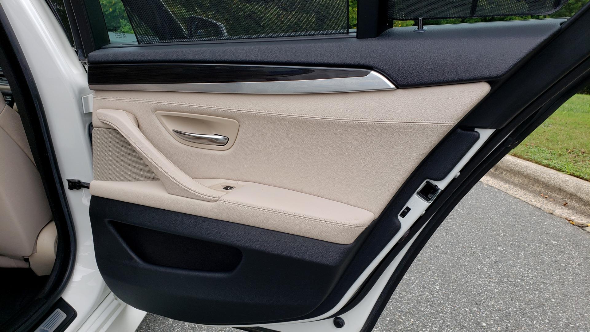 Used 2012 BMW 5 SERIES 550I M SPORT / NAV / CONV PKG / SUNROOF / PREM SND / REARVIEW for sale Sold at Formula Imports in Charlotte NC 28227 58