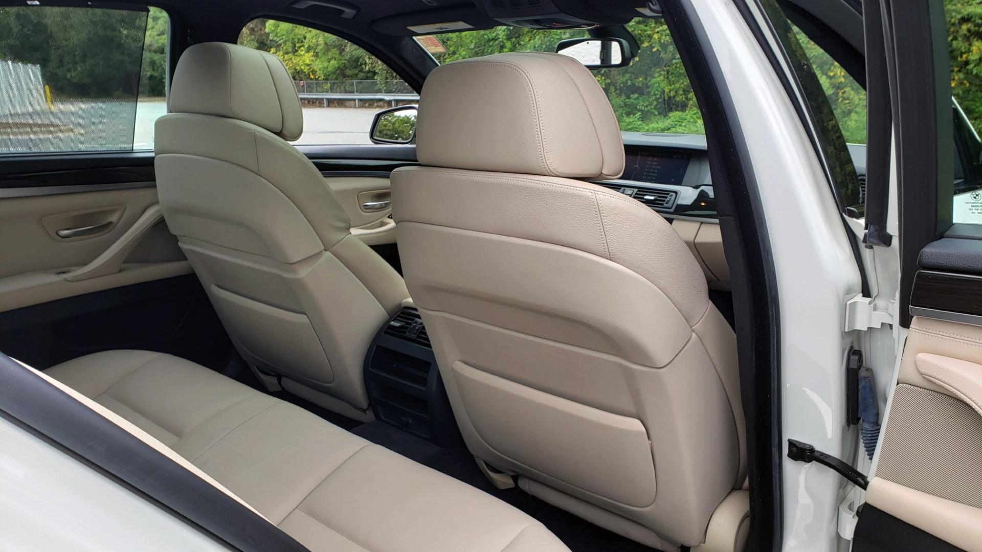 Used 2012 BMW 5 SERIES 550I M SPORT / NAV / CONV PKG / SUNROOF / PREM SND / REARVIEW for sale Sold at Formula Imports in Charlotte NC 28227 62