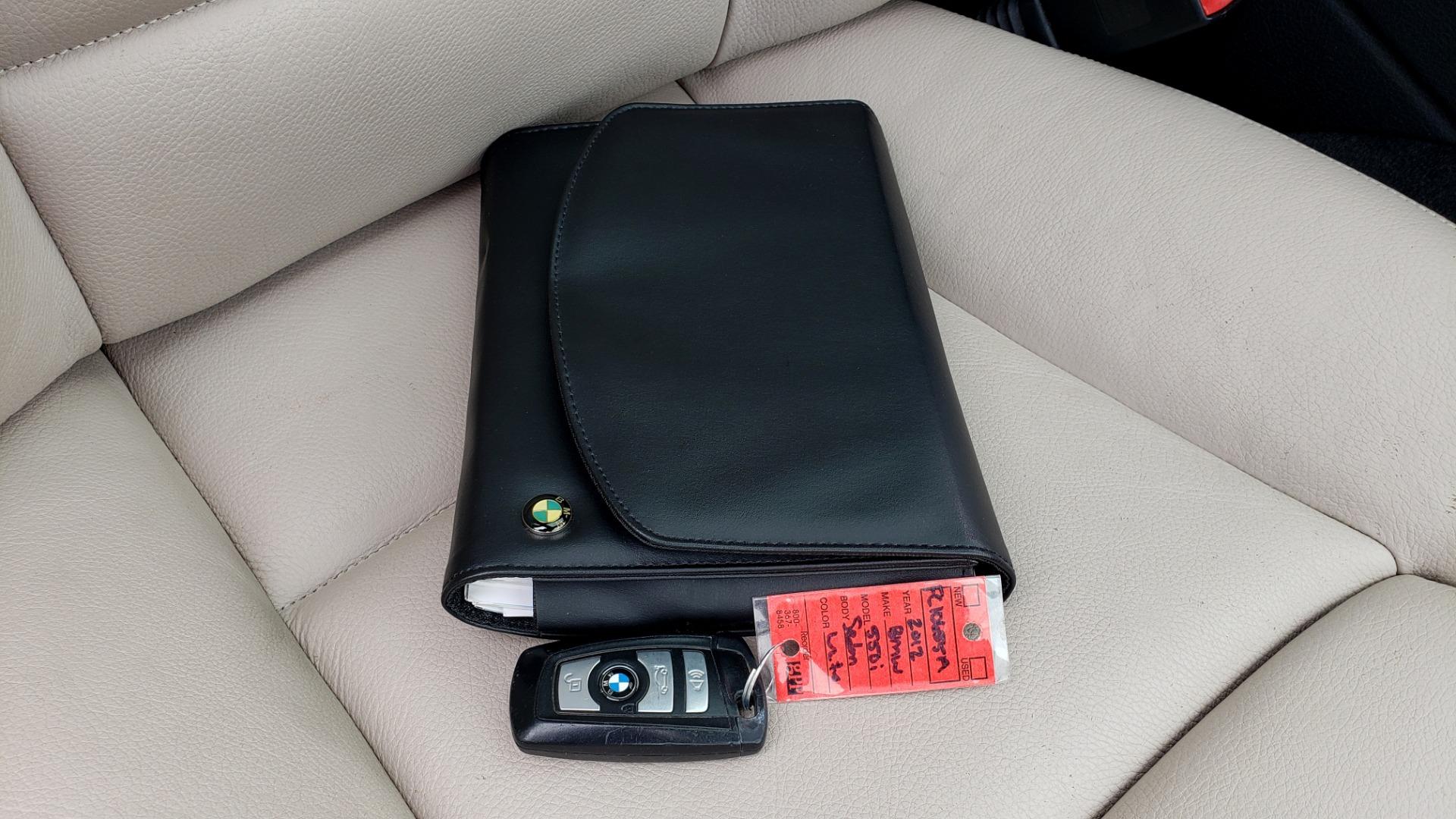 Used 2012 BMW 5 SERIES 550I M SPORT / NAV / CONV PKG / SUNROOF / PREM SND / REARVIEW for sale Sold at Formula Imports in Charlotte NC 28227 69