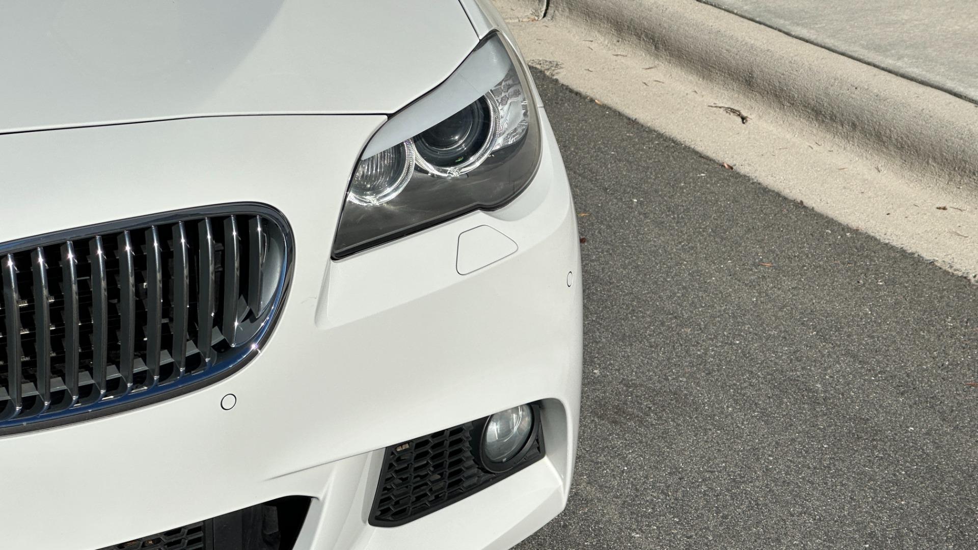 Used 2012 BMW 5 SERIES 550I M SPORT / NAV / CONV PKG / SUNROOF / PREM SND / REARVIEW for sale Sold at Formula Imports in Charlotte NC 28227 73