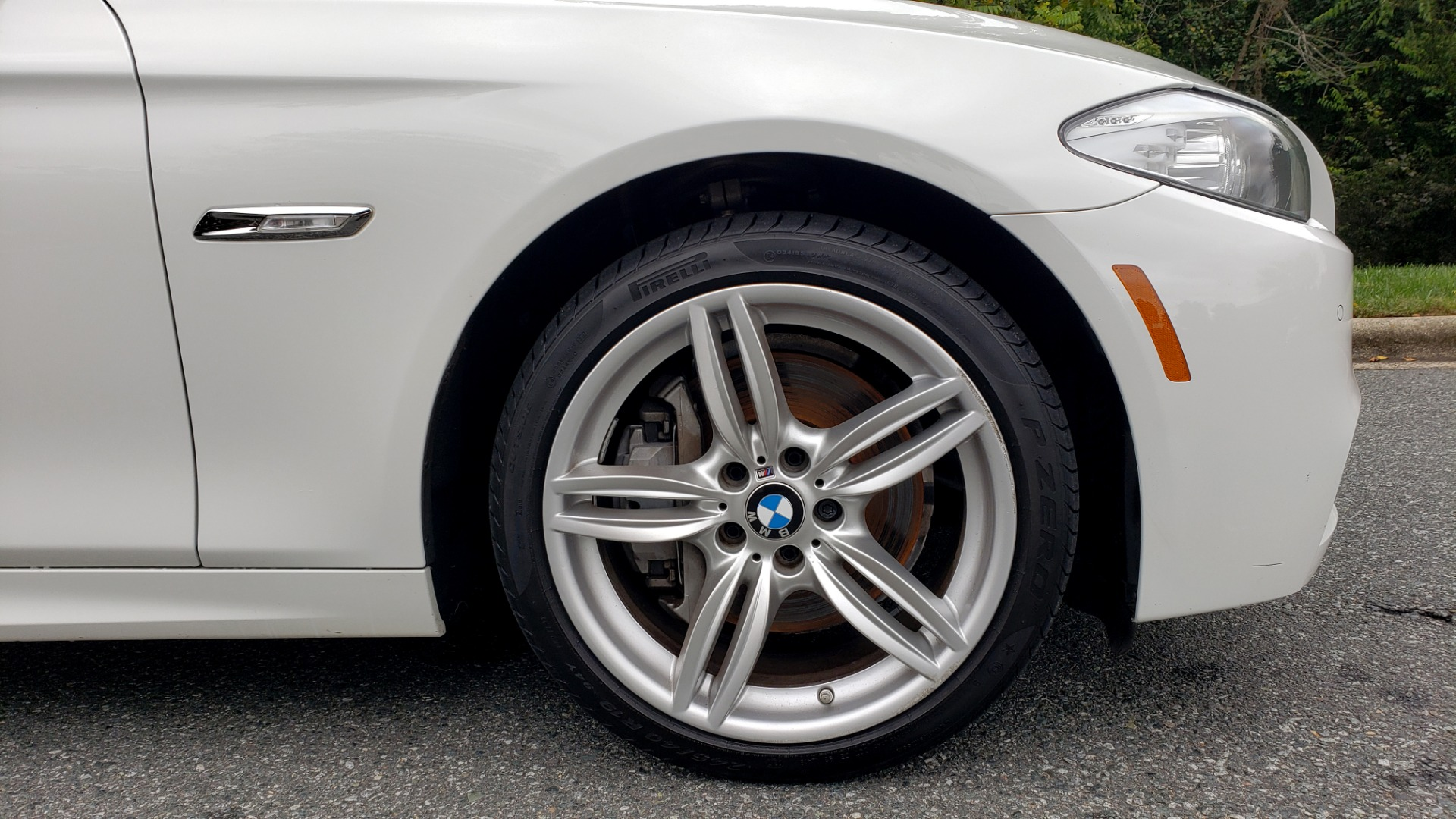 Used 2012 BMW 5 SERIES 550I M SPORT / NAV / CONV PKG / SUNROOF / PREM SND / REARVIEW for sale Sold at Formula Imports in Charlotte NC 28227 74